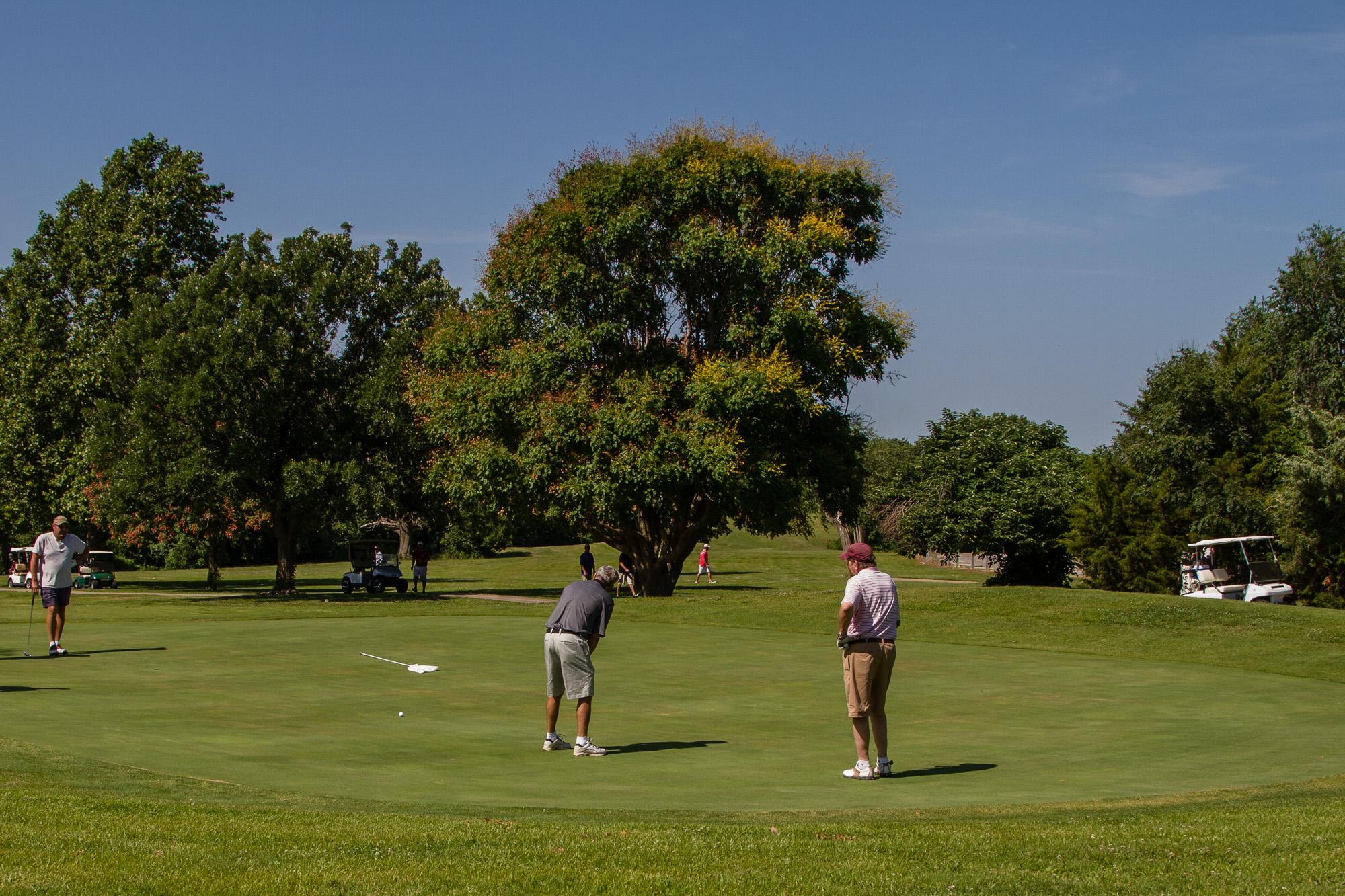 Hillcrest Golf Course, Coffeyville, Kansas