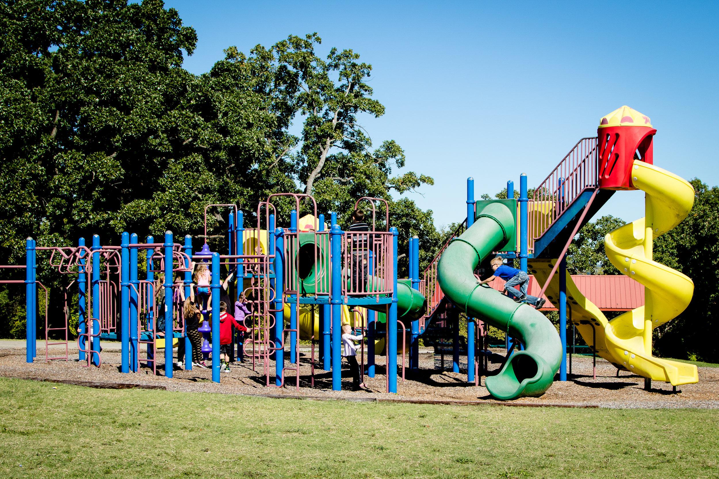 Pfister Park, Coffeyville, Kansas