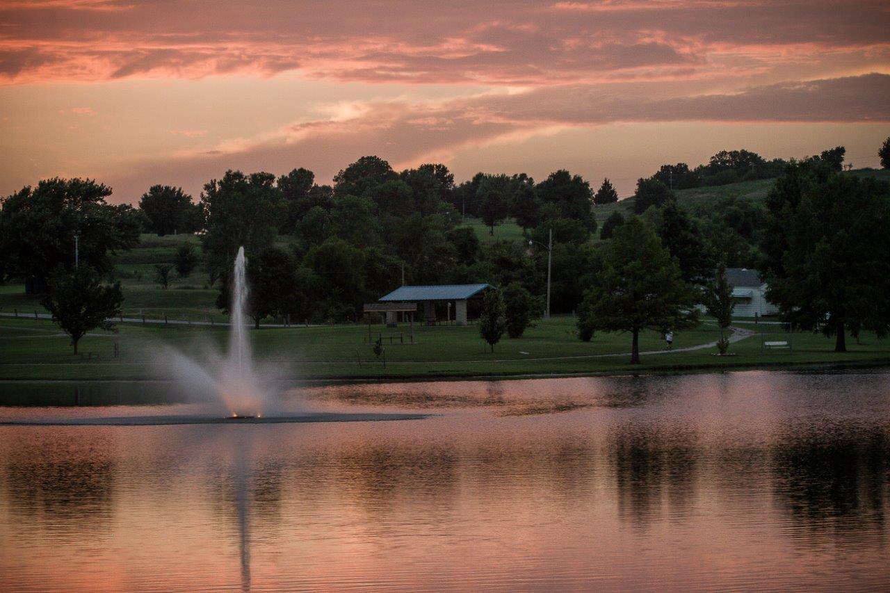 LeClere Park, Coffeyville, Kansas