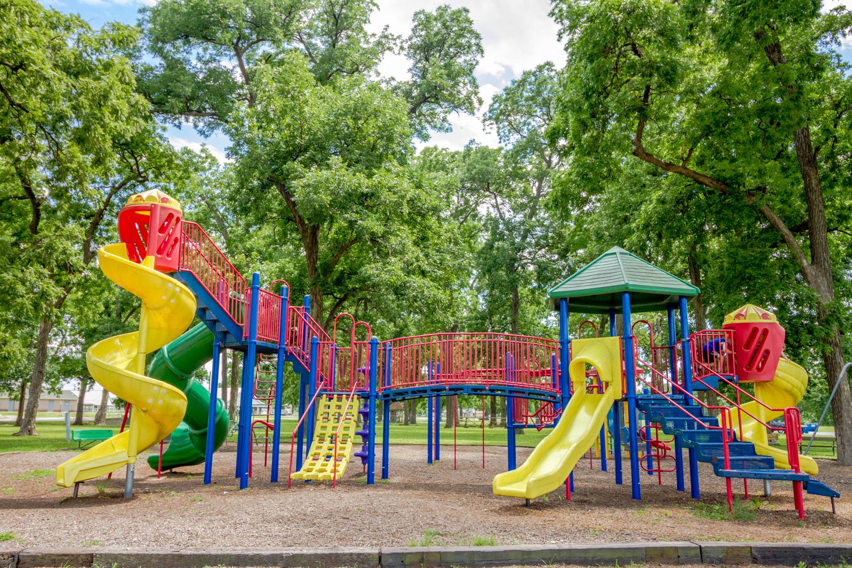 Walter Johnson Park, Coffeyville, Kansas