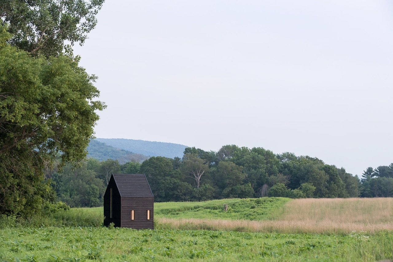 Writers Work in Mobile Studios at This Incredible Residency in Massachusetts - Dwell