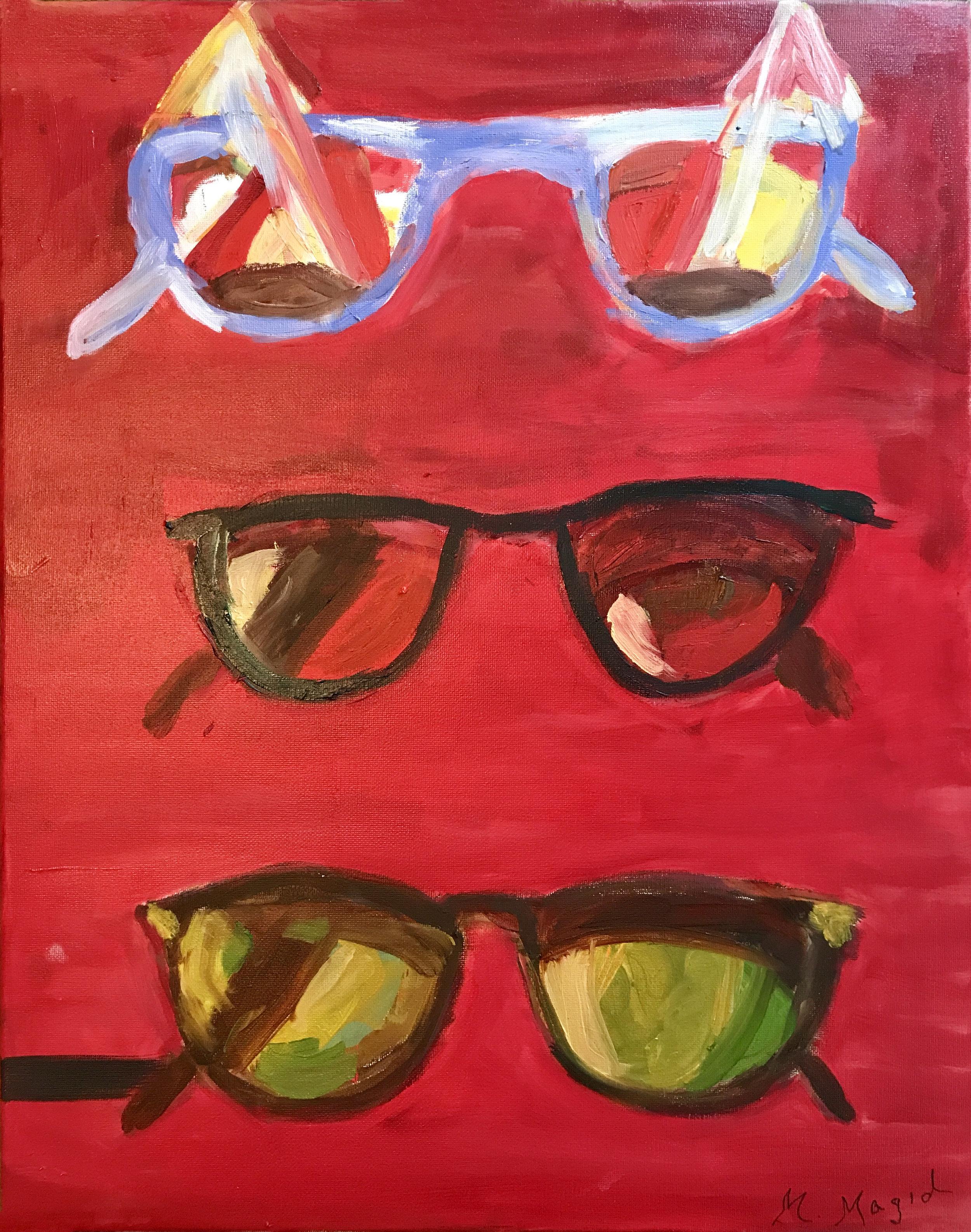 Sunglasses in Rome