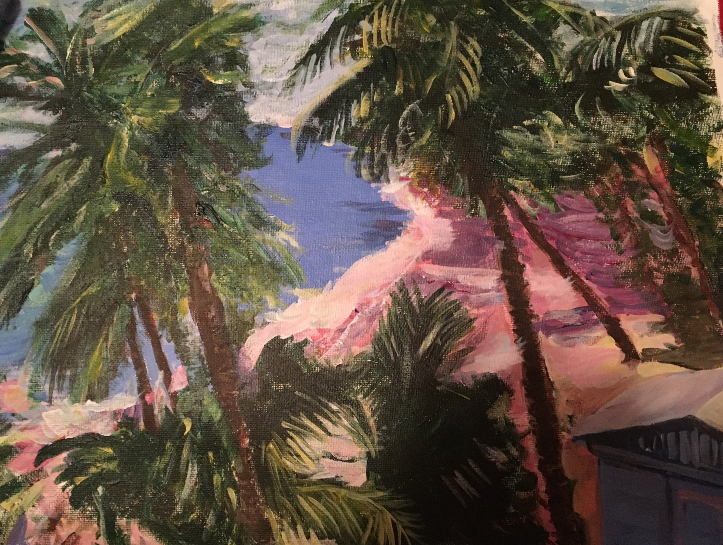 Seaside in Grenada