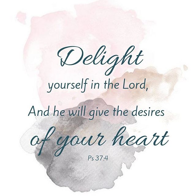 """. 📖 psalm 37:4 📖 """"Delight yourself in the Lord, and he will give you the desires of your heart"""" .  We can't look at this like a 'genie' who grants us our wishes!  When we really, truly do delight in God, and believe that he also delights in us, our desires change to be in alignment with his. . . When we genuinely submit to his delight over us, and dare to believe that he's waiting for us to hang out with him, all sorts of things start to change in our lives, starting with the things that we think we desire! . . We are often wrapped up in our own stories, think we have the answers and have it all figured out, but actually, in truth, often we haven't sought out his opinion, his answers and his plan. . . When we choose to delight, things that aren't from him start to fall away, and what's left are the things that we BOTH desire for my life… . . #DaretoAsk"""