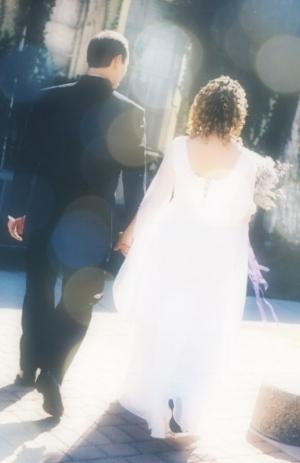 Wedding Day bliss || SoulAnchoring.com