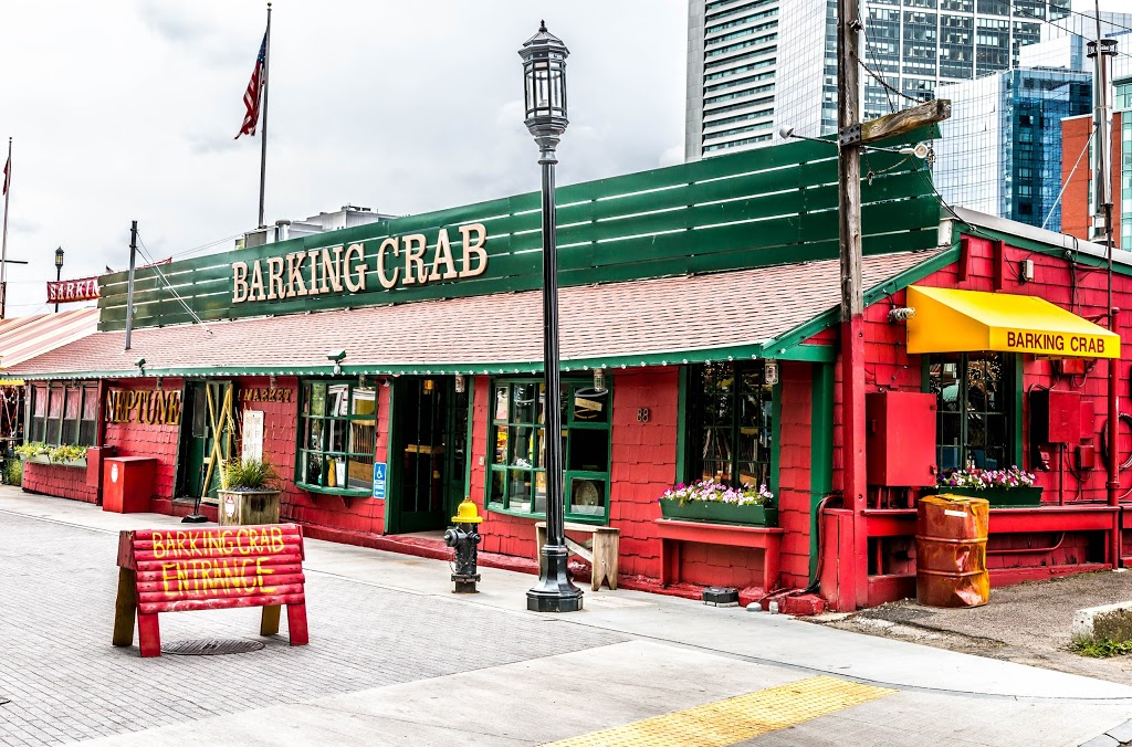 Barking Crab -