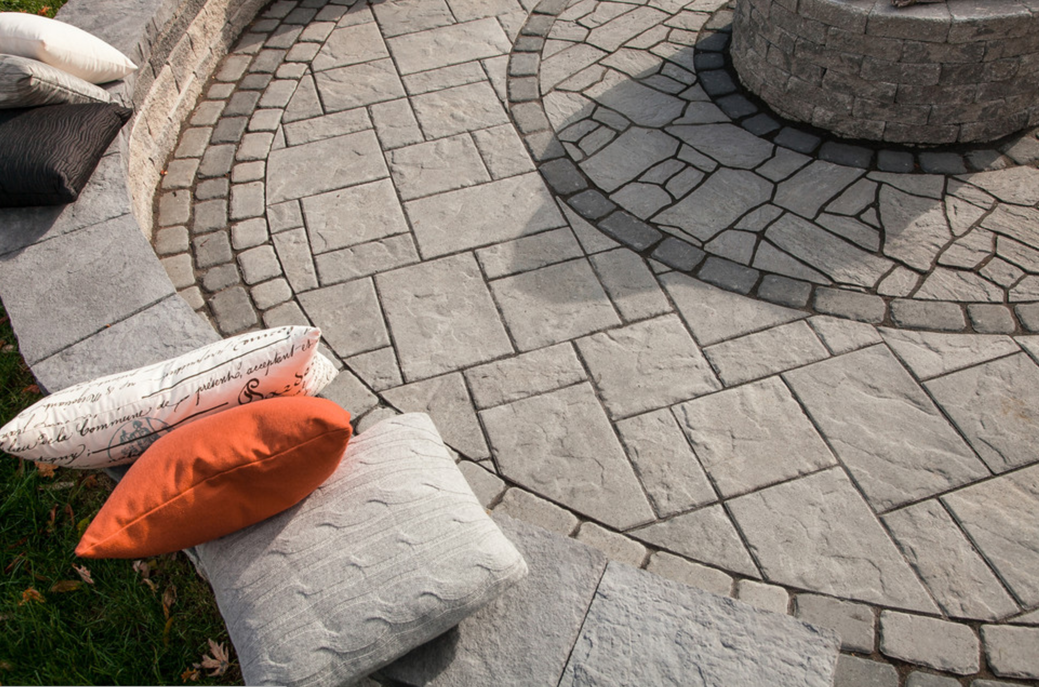 Best landscape design with paving stones in Sullivan County, NY