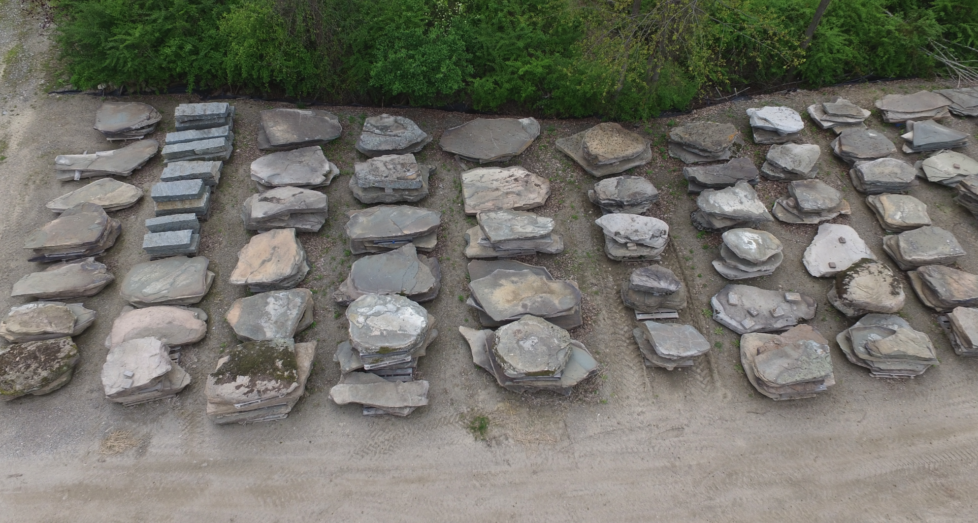 Expert stone supply company in Sussex County, NJ