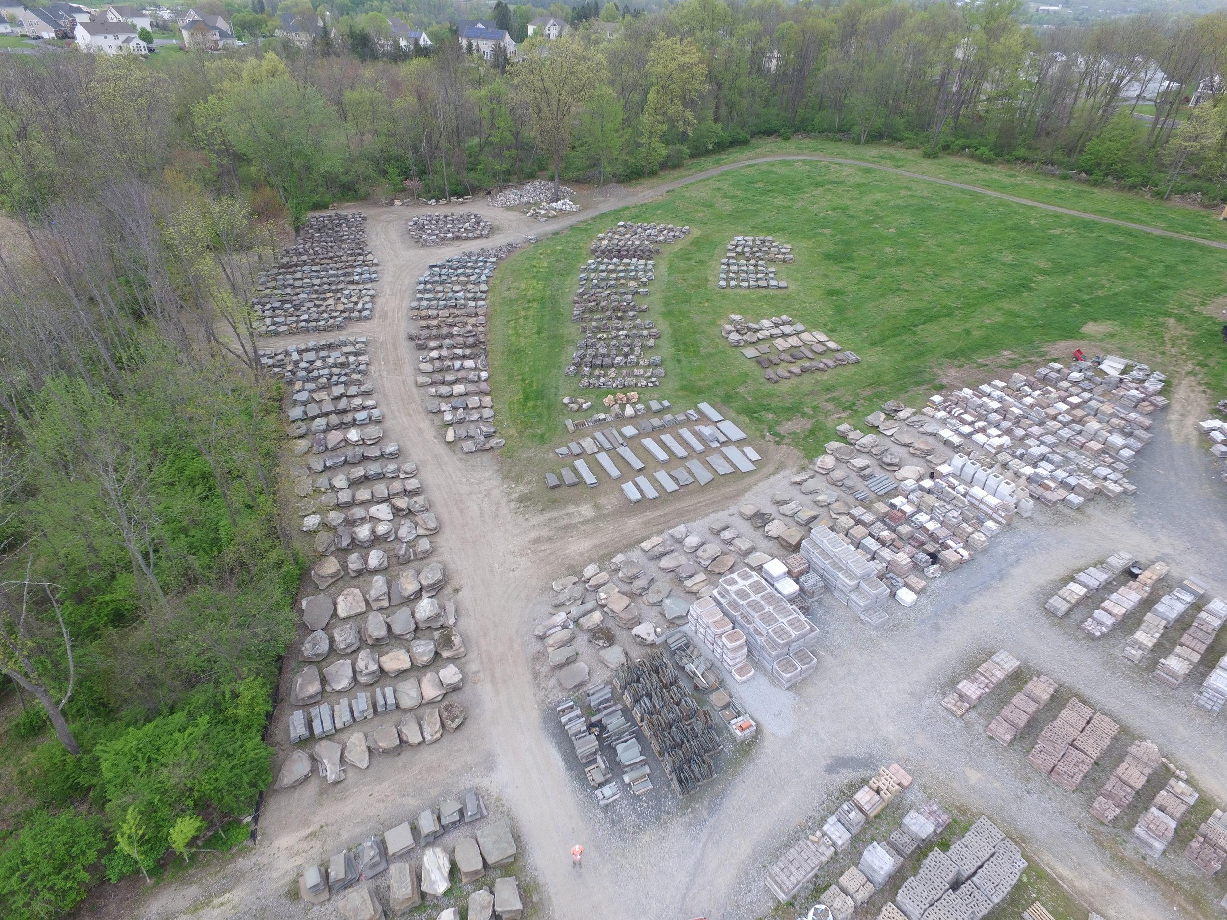 Best landscape stoneyard supply company in Rockland County, NY