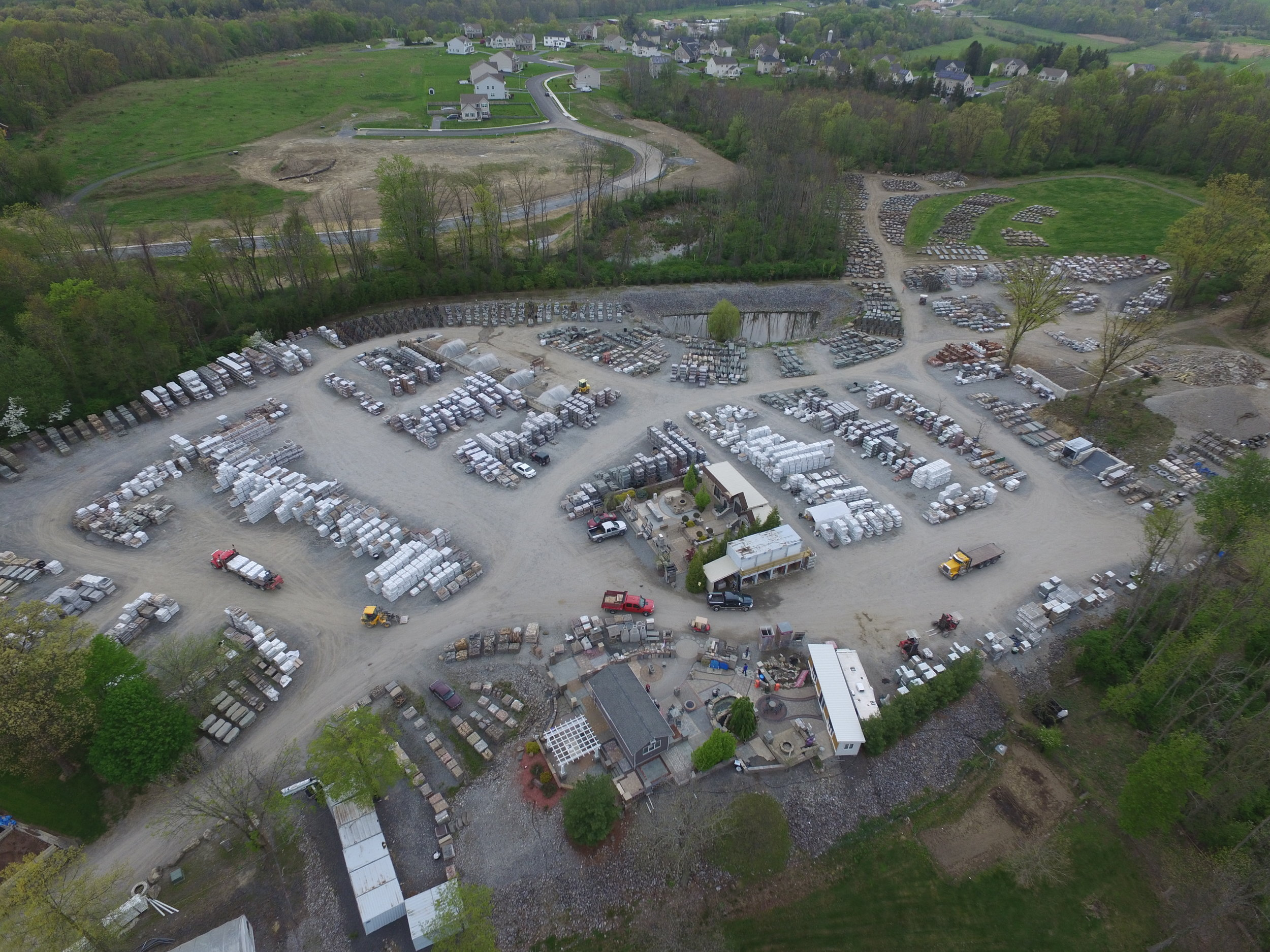 Large stone supply company in Bergen County, NJ