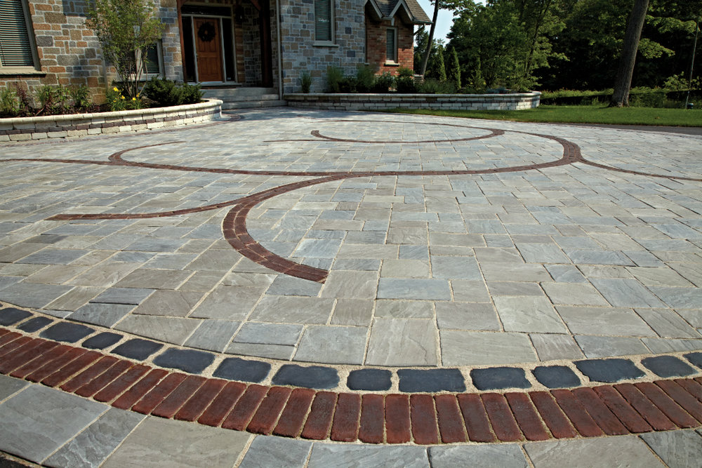 4 Benefits of Using Concrete Paving Stones for Sussex County Driveways |  E.P. Jansen Nursery, Stoneyard