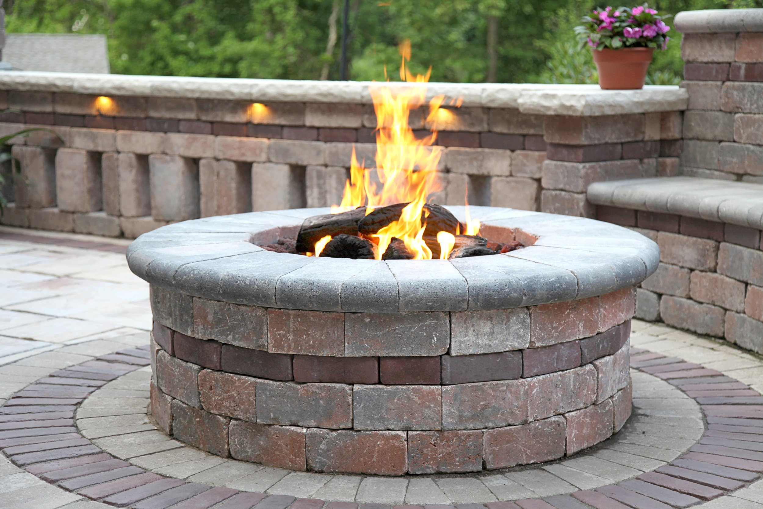Visit Our Masonry Supply for Quality Fire Pit Materials in Sussex County, NJ