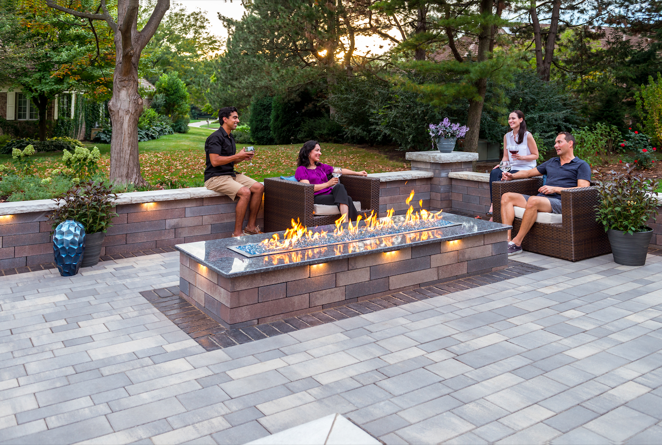 Creating a Permanent Seat Wall? Consider These Materials from Our Masonry Supply in the Bergen County, NJ Area
