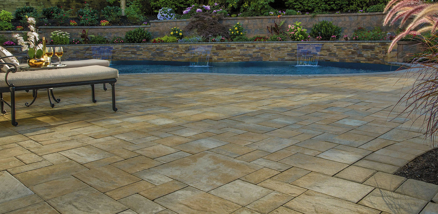 Cambridge Pavingstones | Rockland County NY Paving Stones | E P