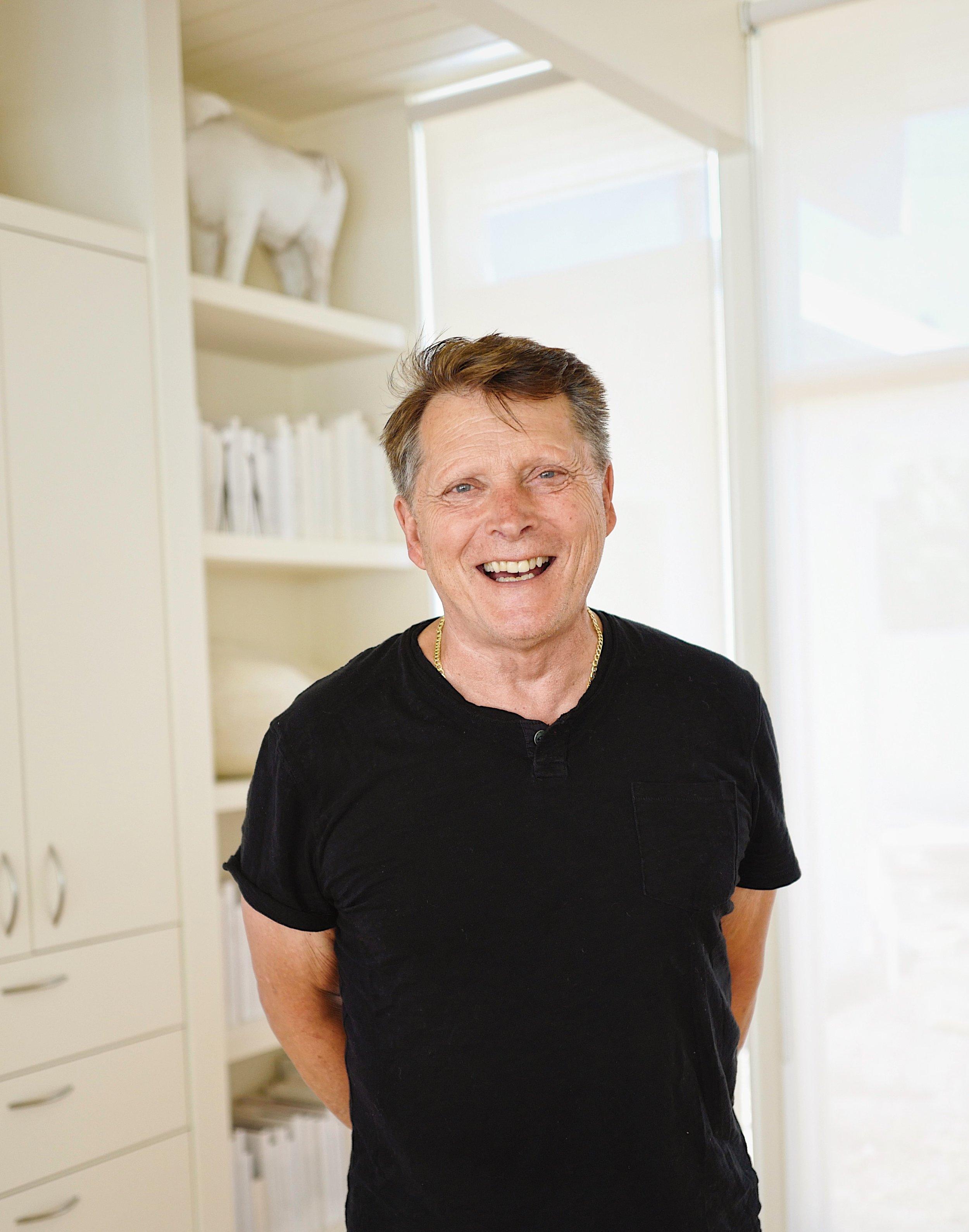 Daen Scheiber founded Scheiber Design Group in 1987.