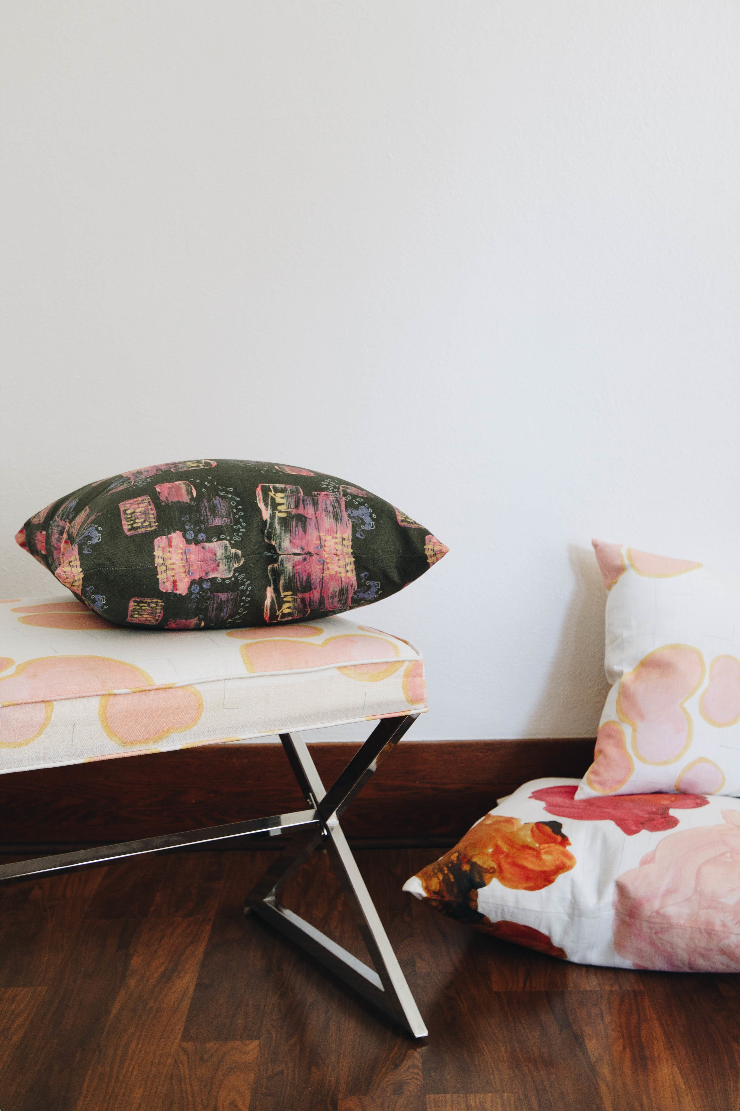 collecture fabric textile pillow