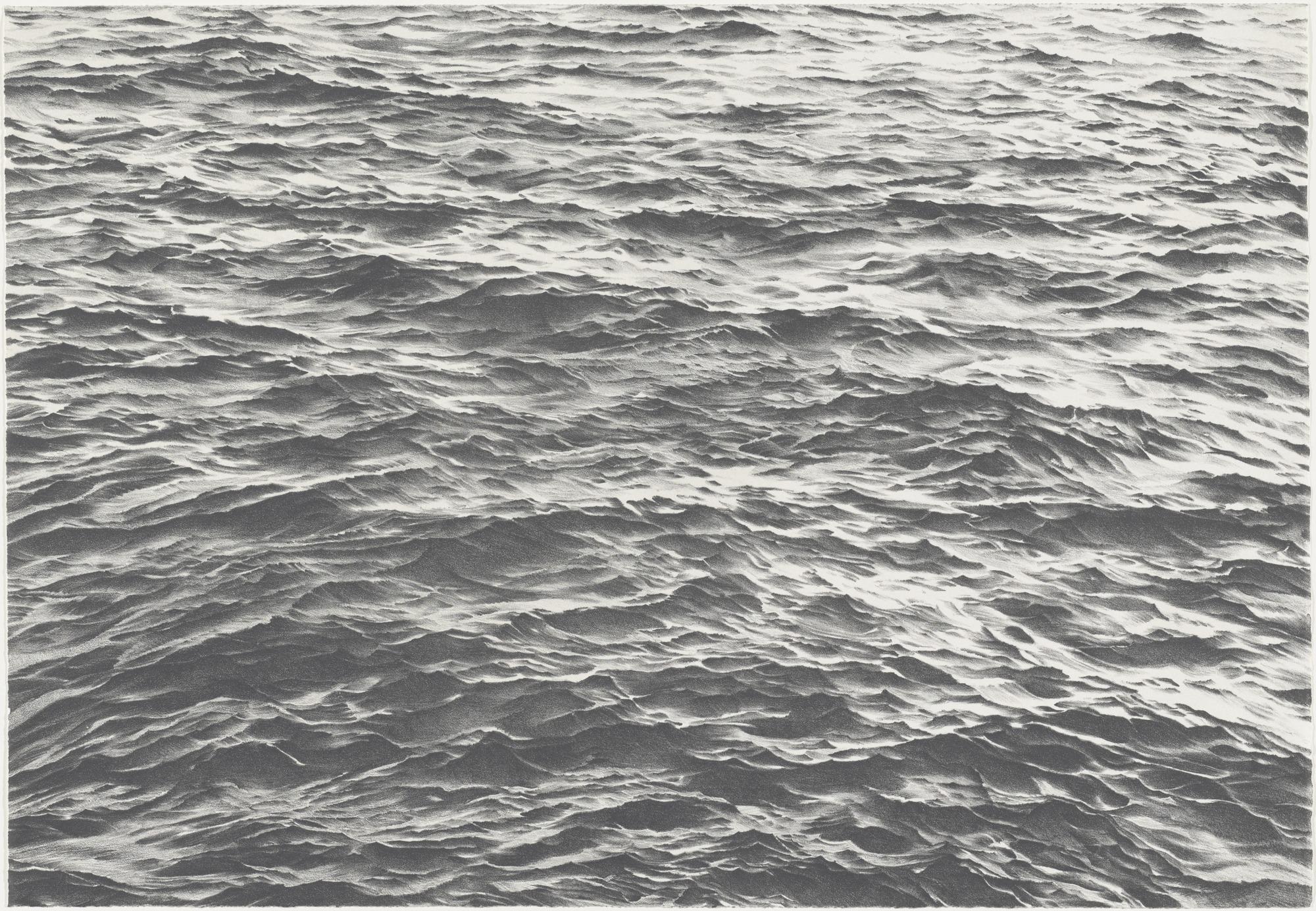 Vija Clemins, Untitled / image via  MoMA