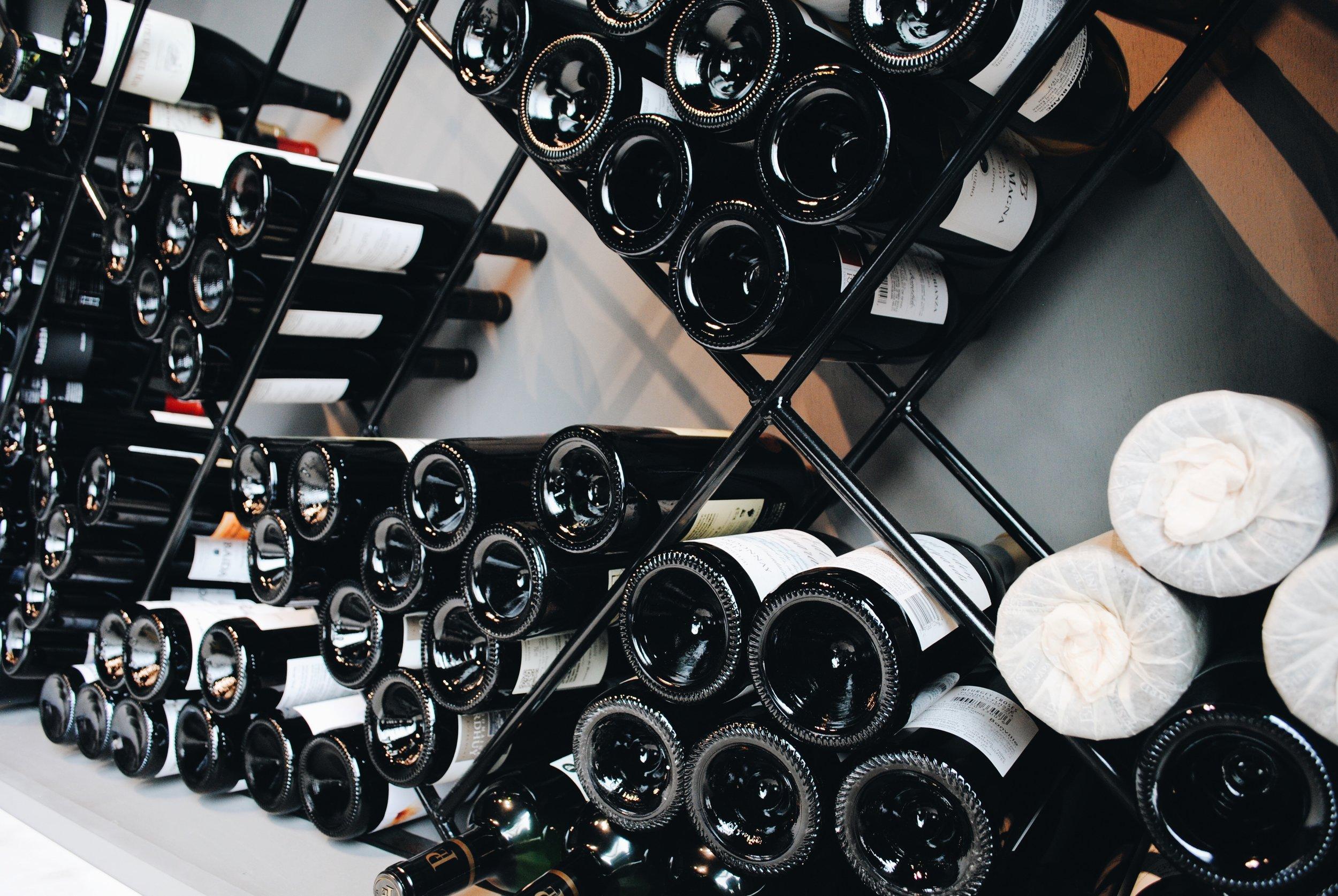 Edge Peoria Wine List