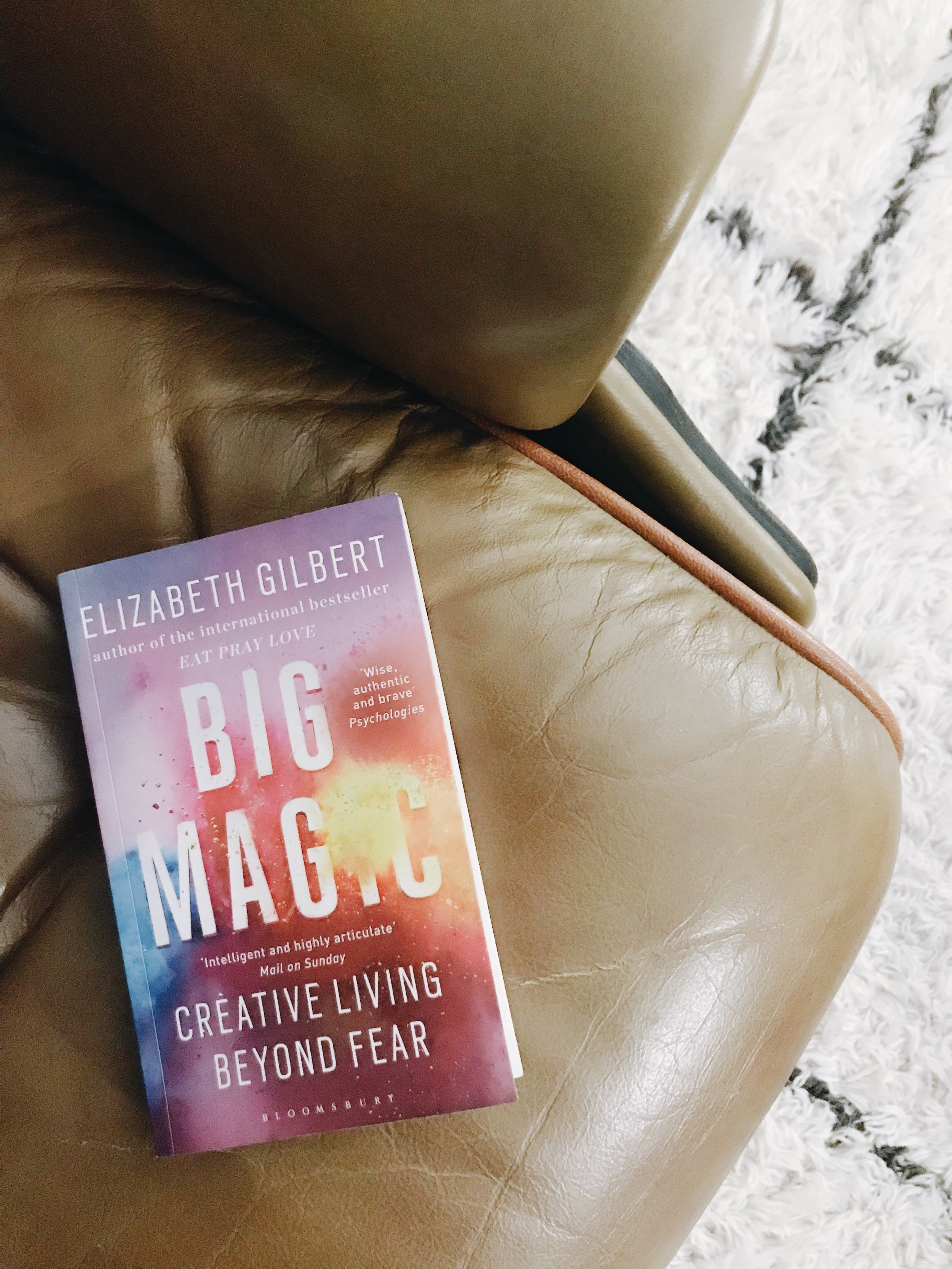 collecture big magic book review