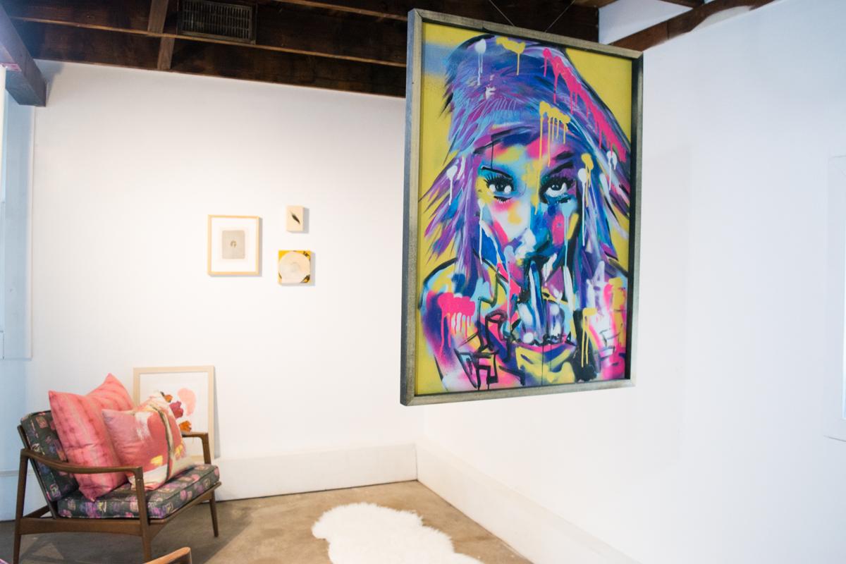 project 1612 art show