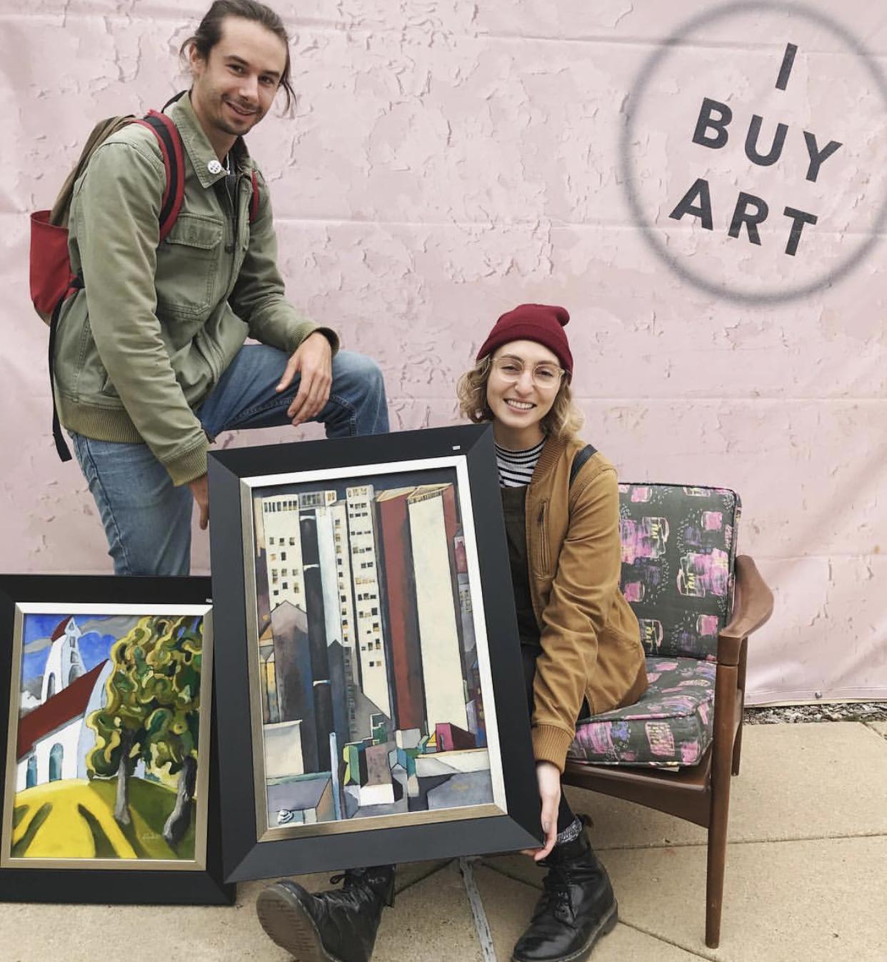 i buy art fair 1