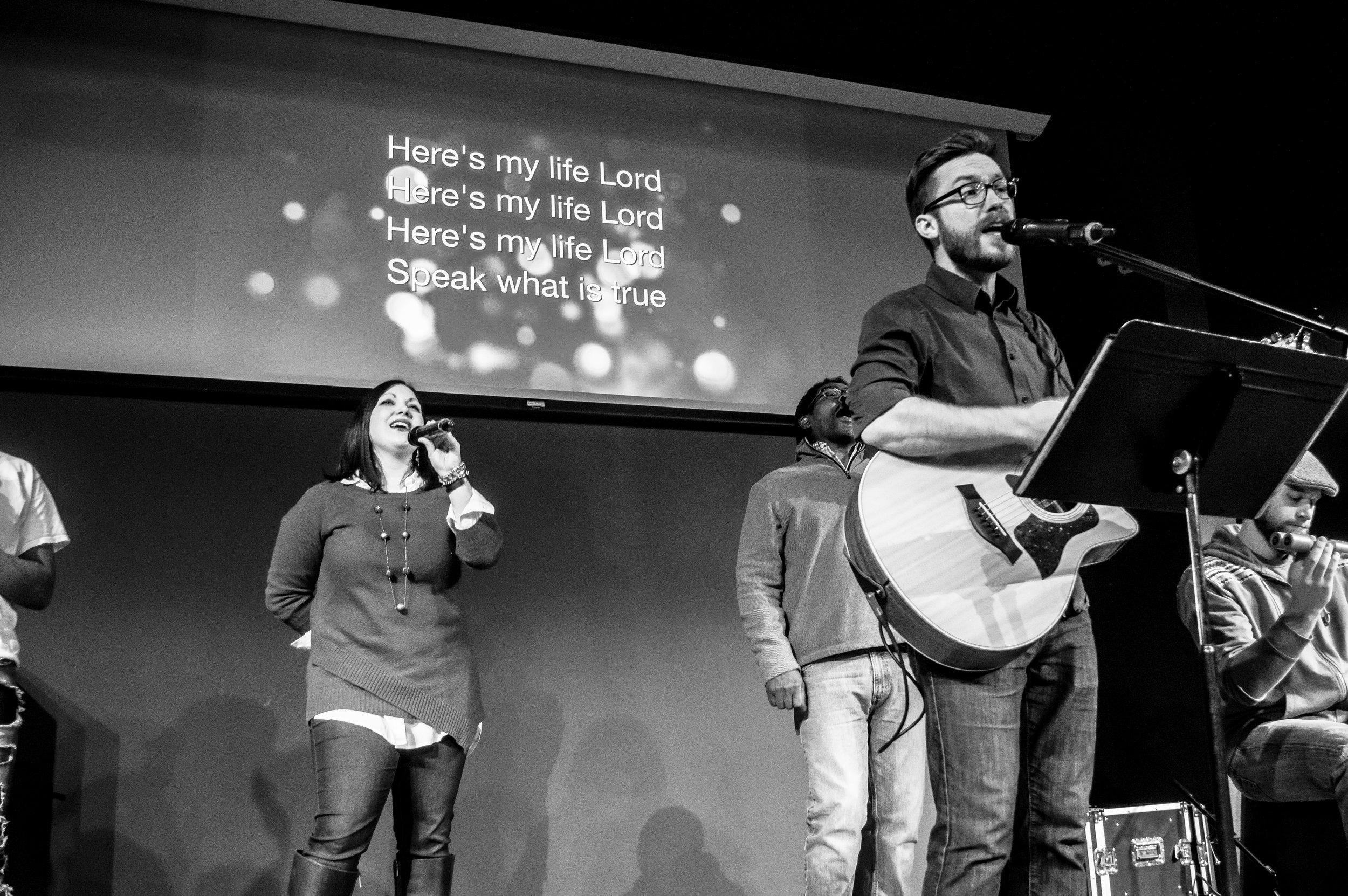 Worship Ministry -