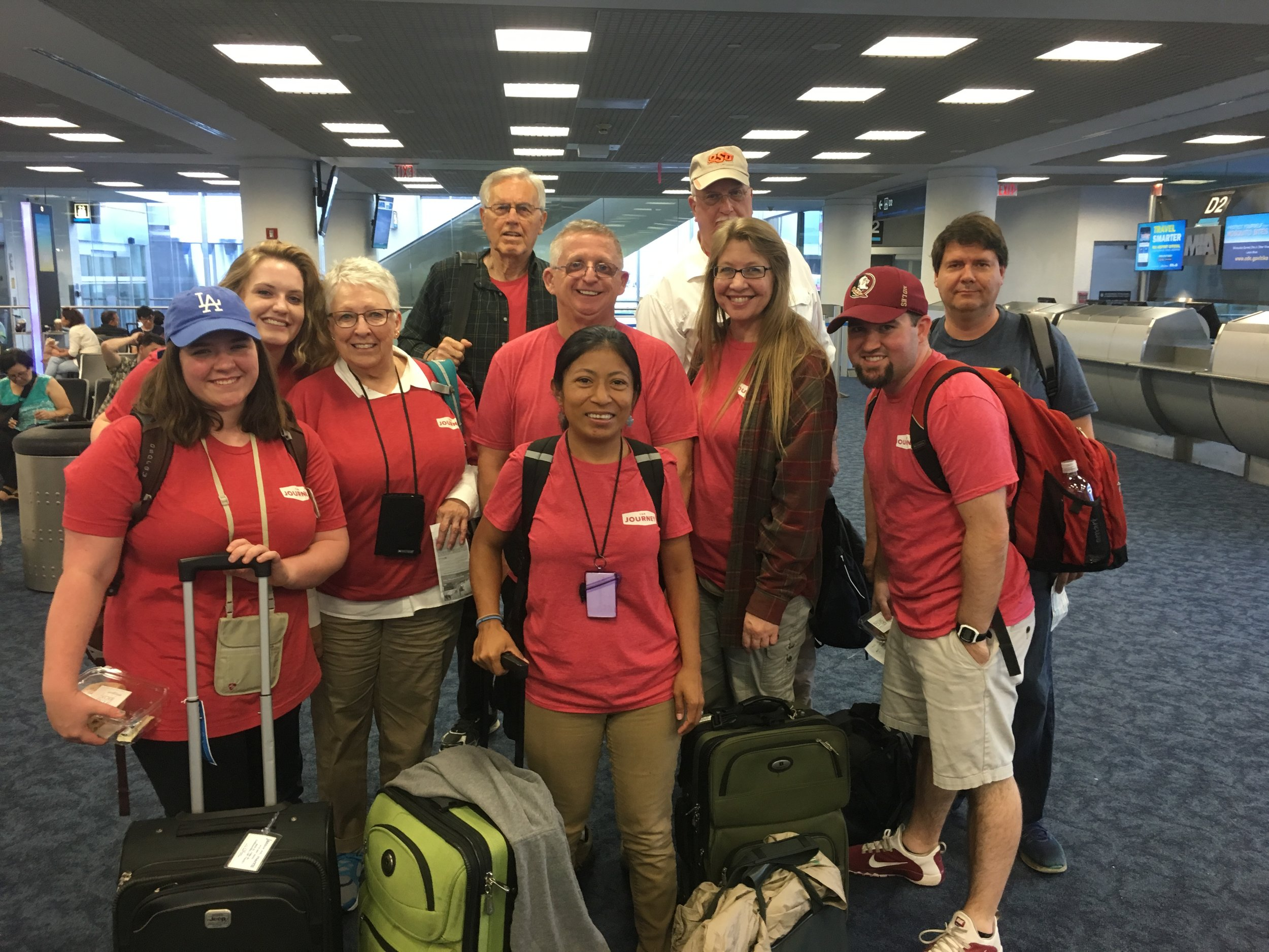 The Journey Team 2017