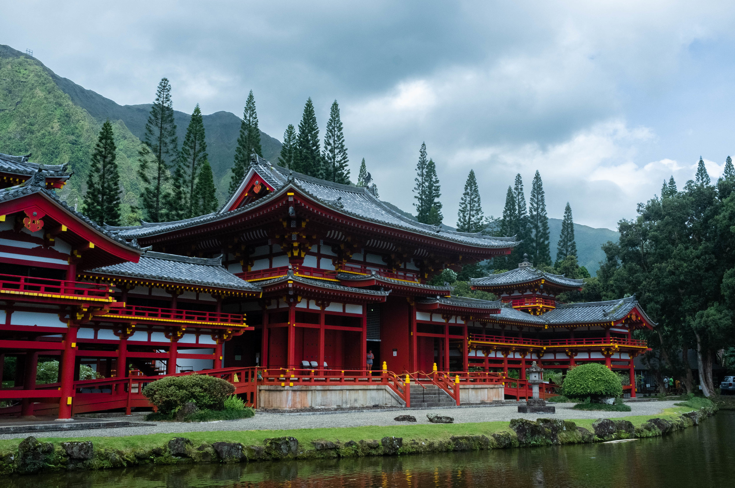 The Byodo-In Temple 2