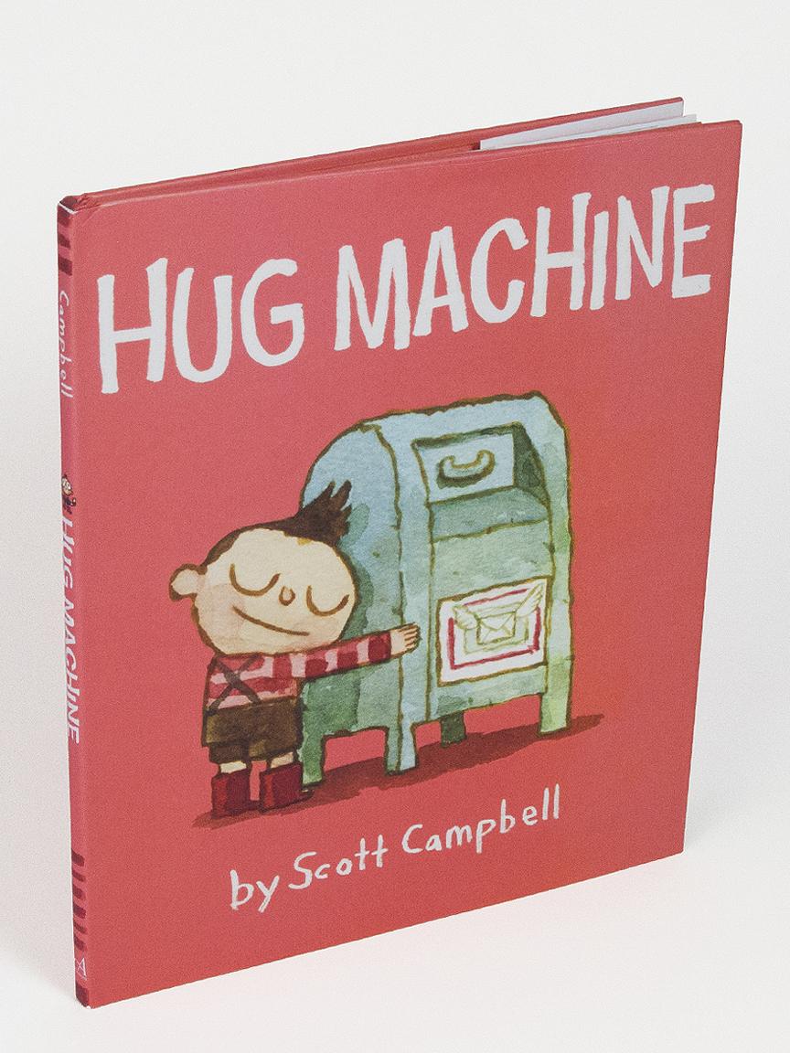 8. Hug Machine – $17
