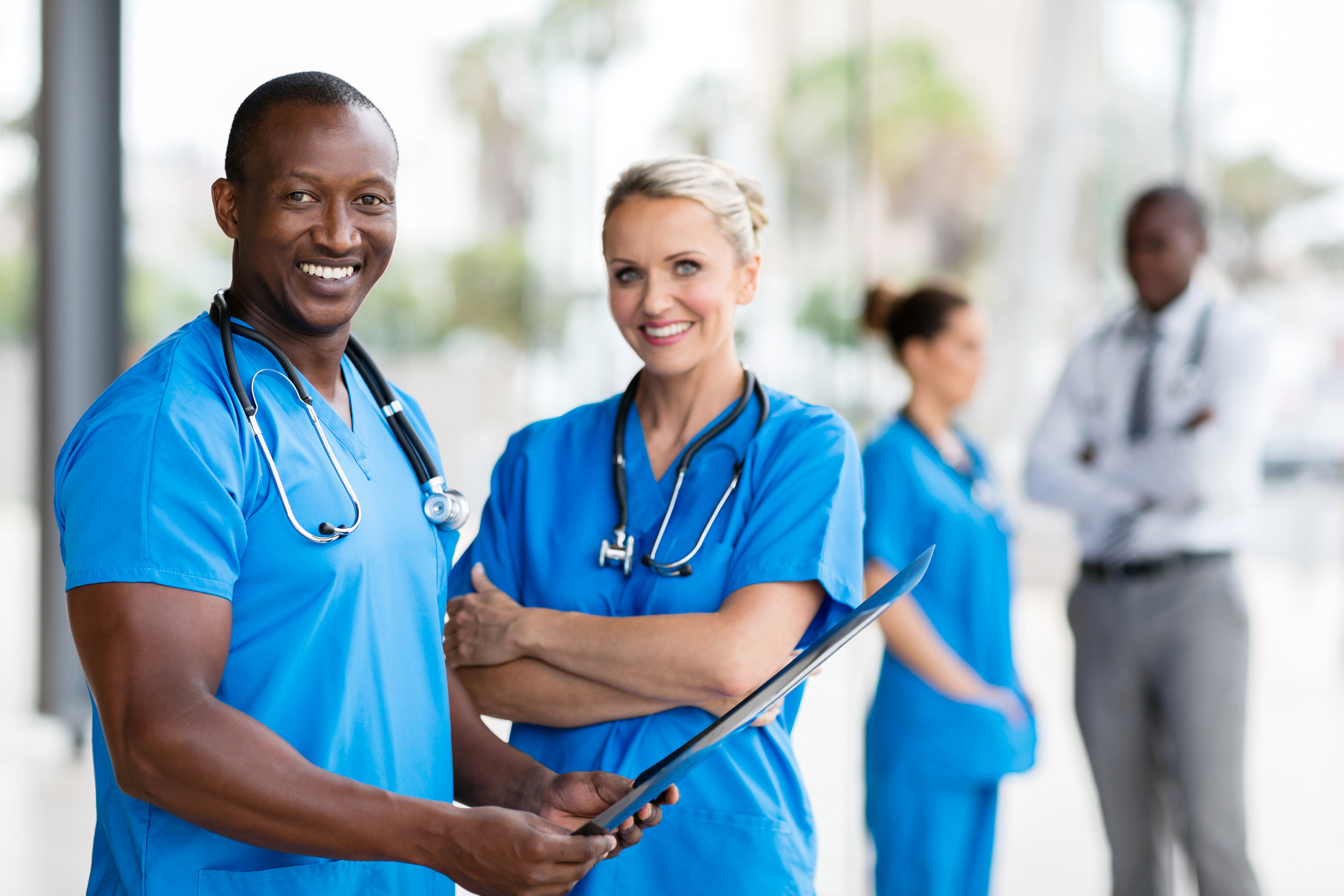Improve employee engagement and value-driven care with Care Logistics