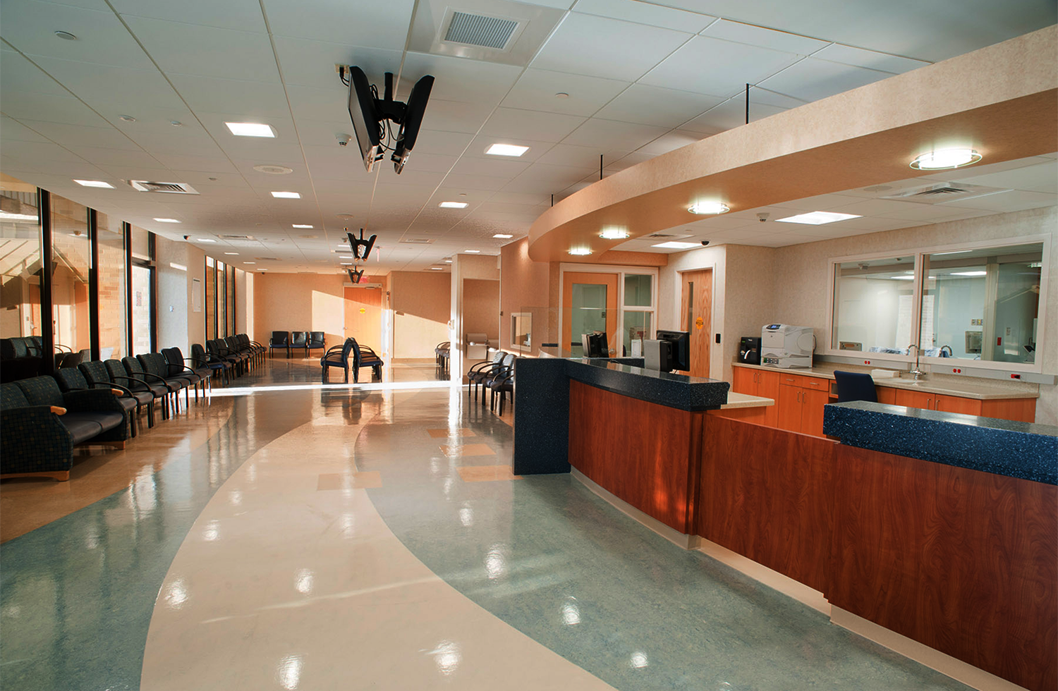 Mercy Medical Center   Census Explodes, Yet Nurses Still Get to Do More of What They Love