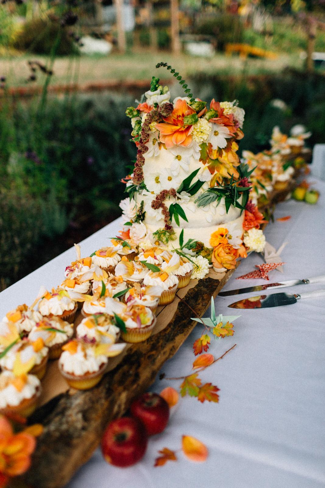 christina will pendarvis farm woodland wedding oregon forest fuck yeah weddings kendall shea outdoor ceremony
