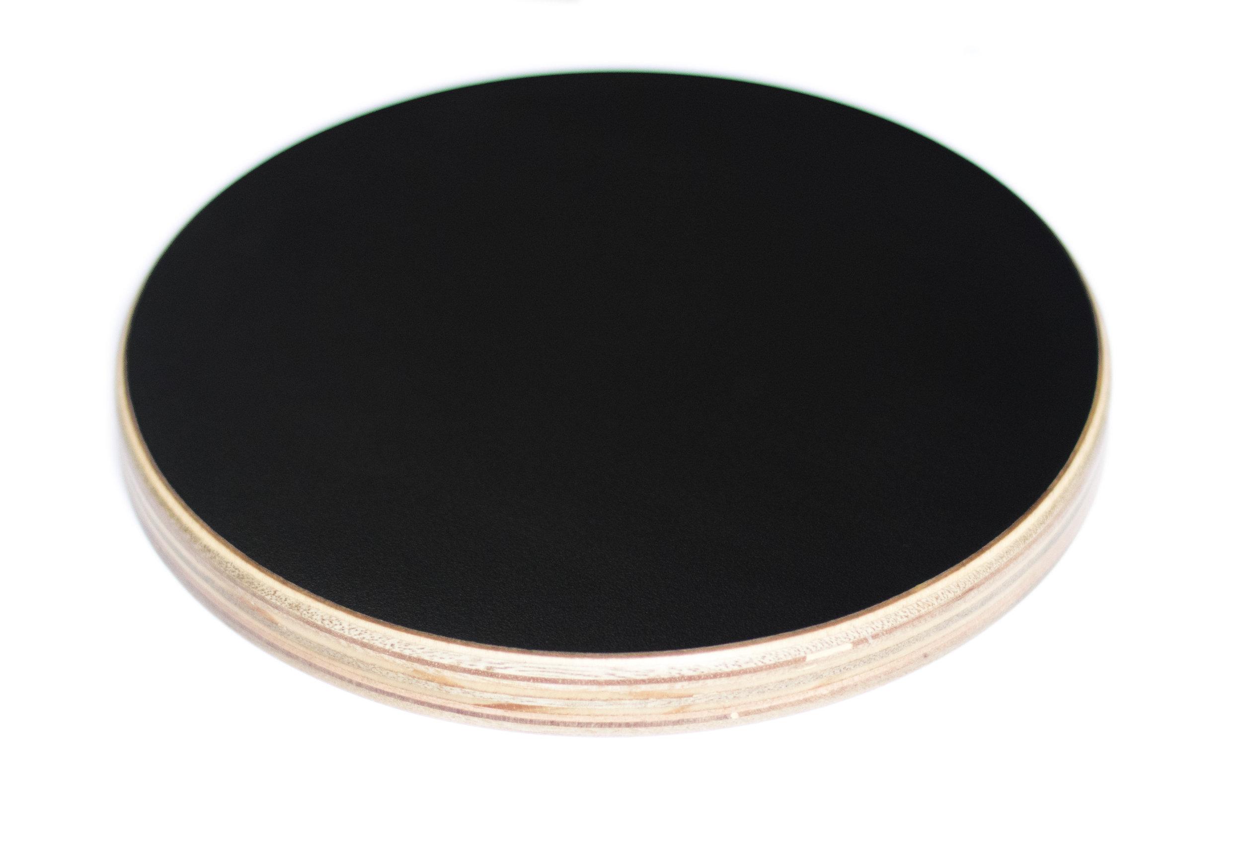 compensado naval com formica preto fosco