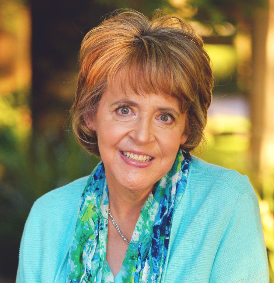 Mary Ann Lowry Texas Certified Facilitator