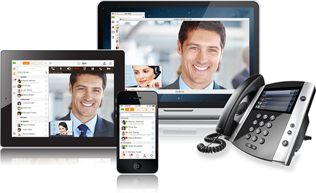 Business VoIP - Where having your head in the cloud is a good thing.