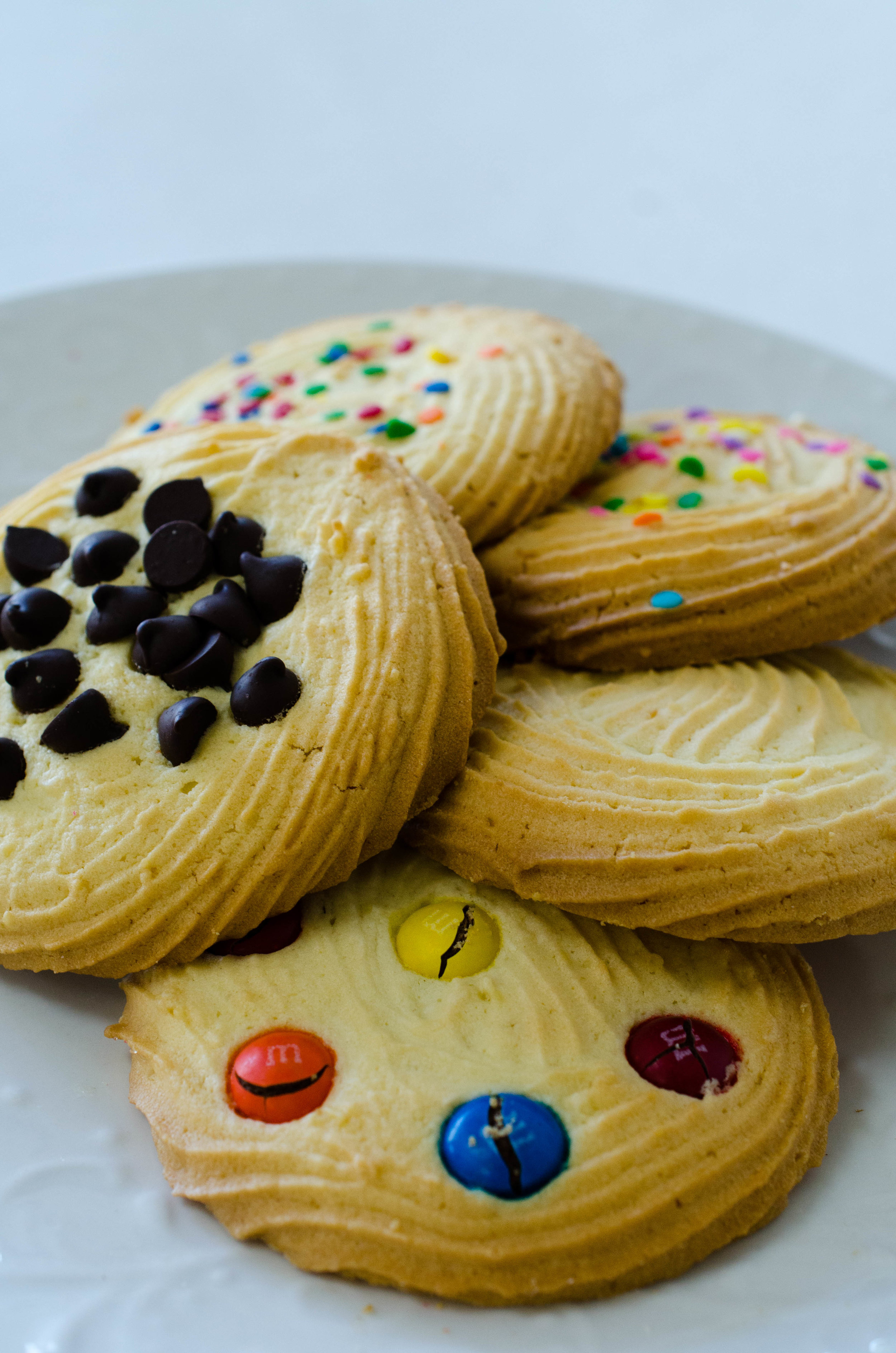 Large Butter Cookies