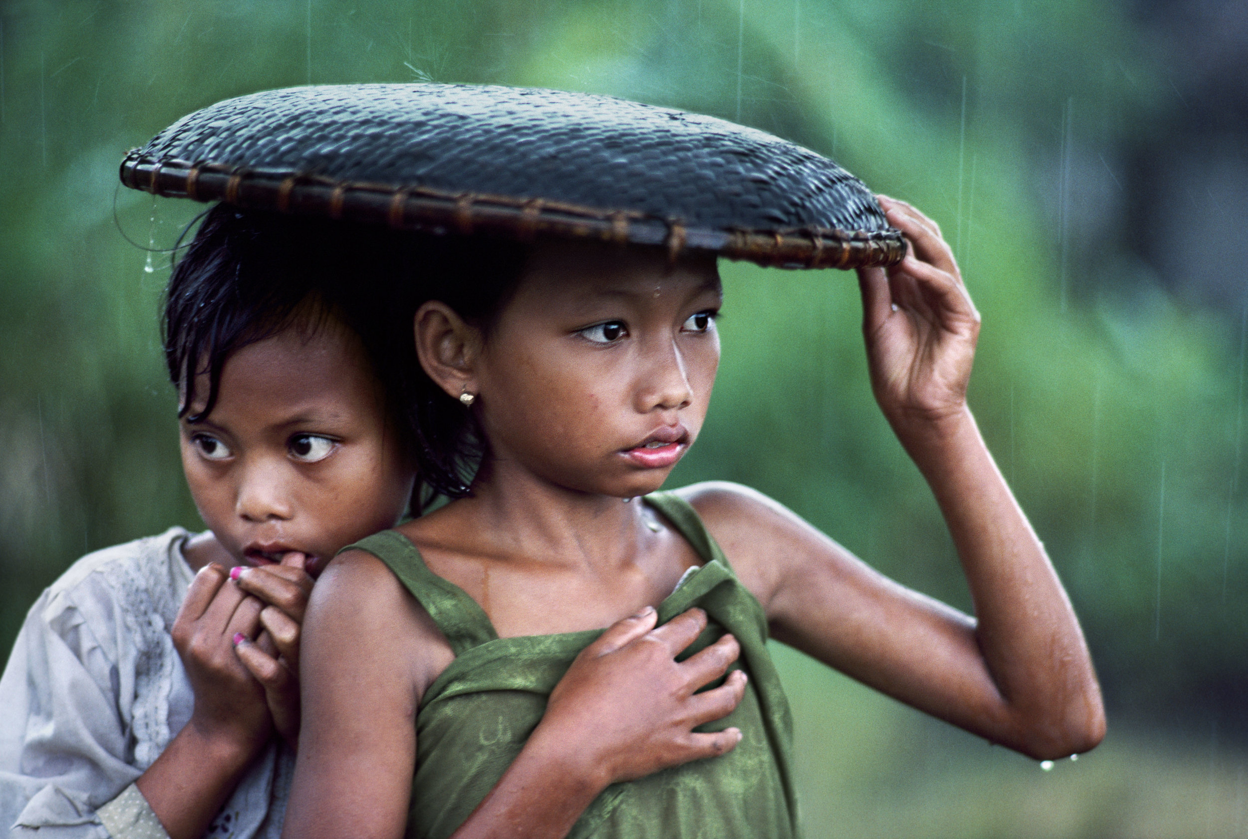 """""""Half of all people living in extreme poverty are children.""""<br>-<em>UNICEF</em>"""