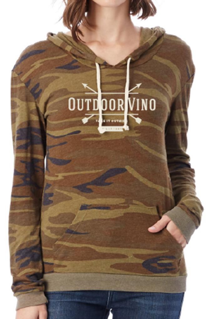 Outdoor-Vino-Camo-Pullover