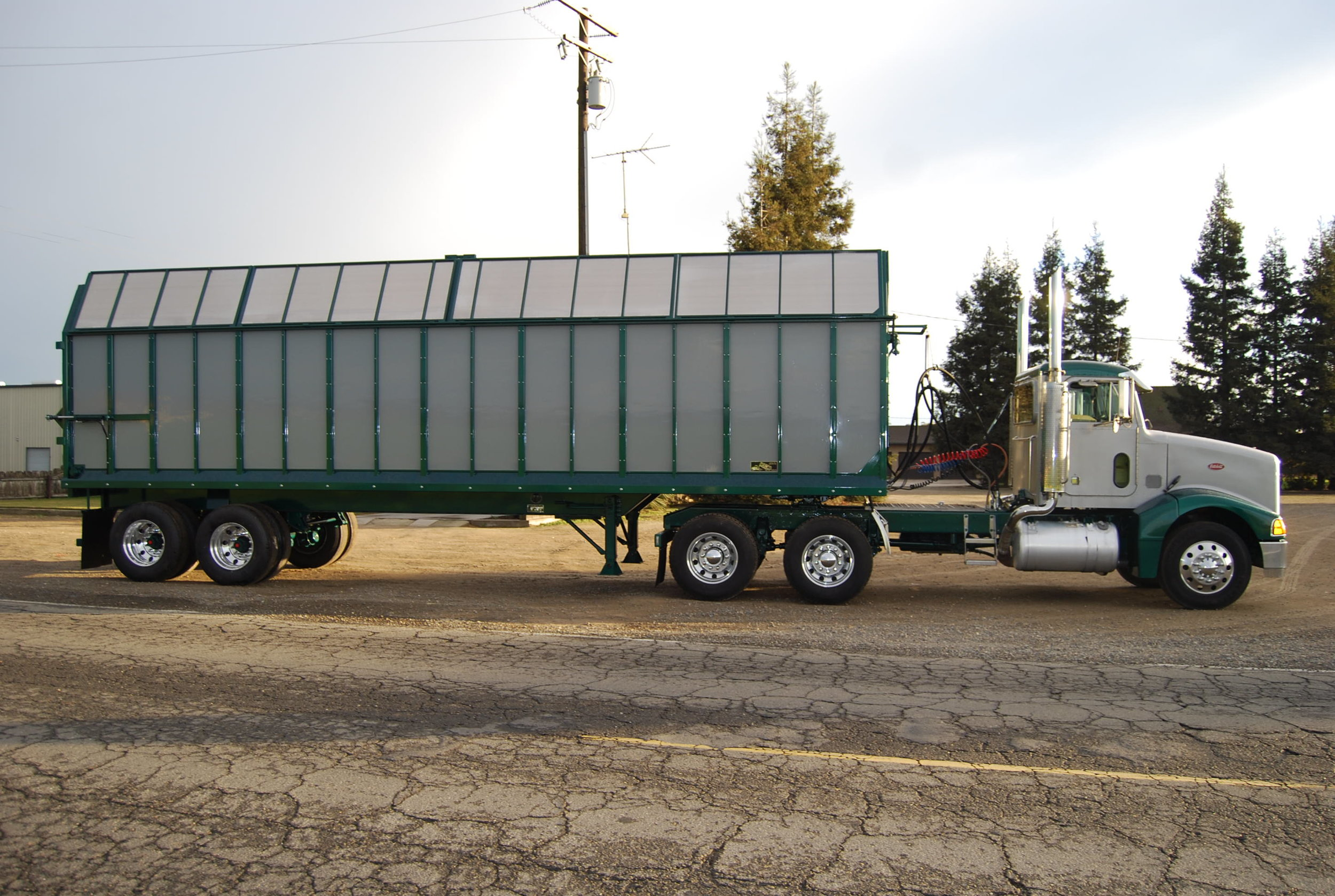 Dump Truck Trailer for Sale