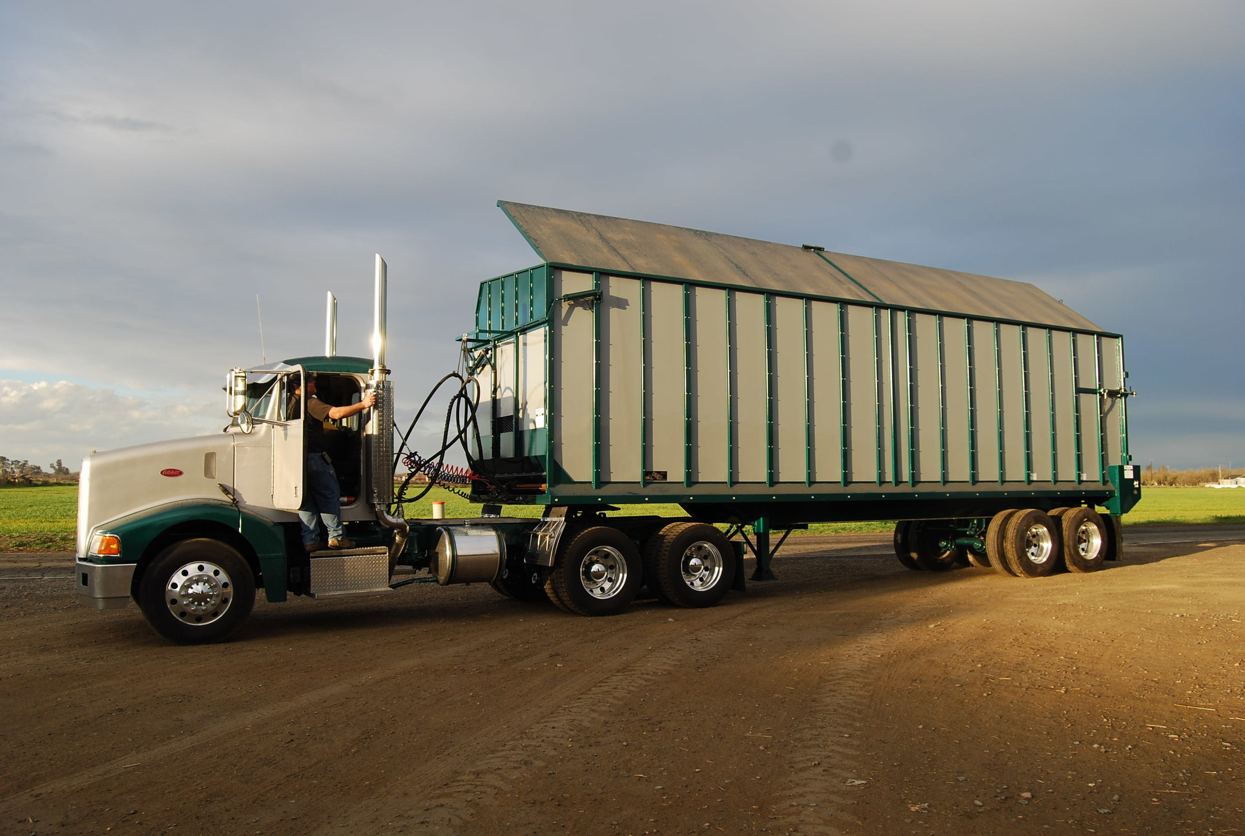 Truck Trailer for Sale