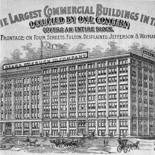 early investors in Sears Roebuck