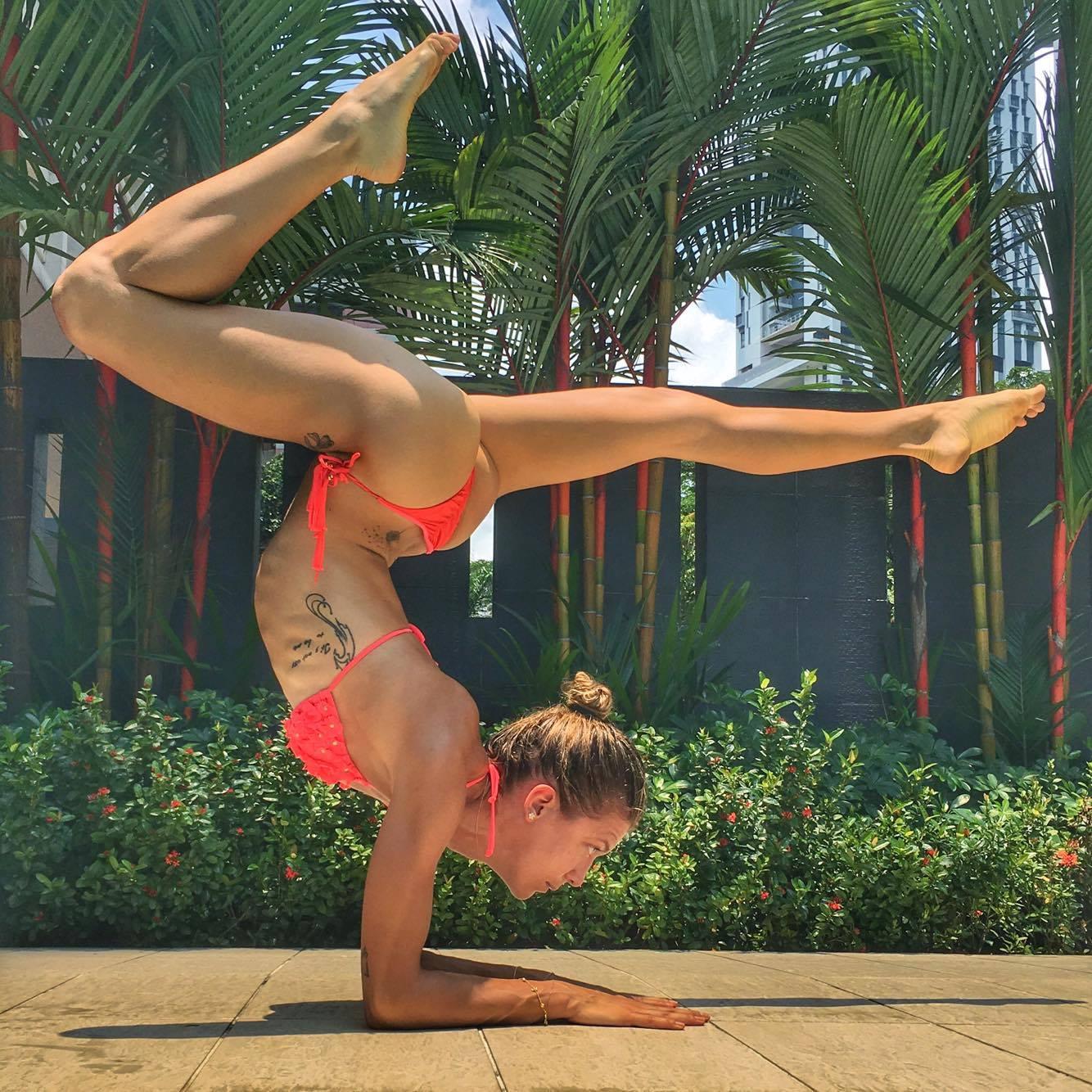 HIIT Yoga -