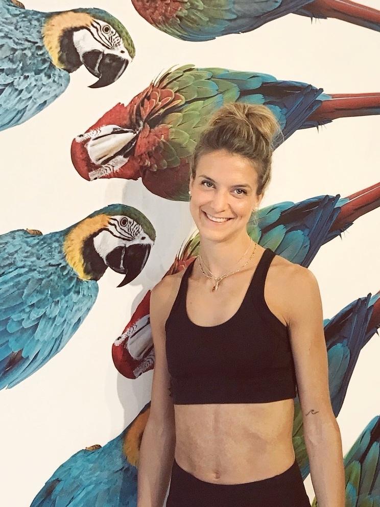 Giulia Bossi - Power Yoga Yoga for AthletesVinyasa