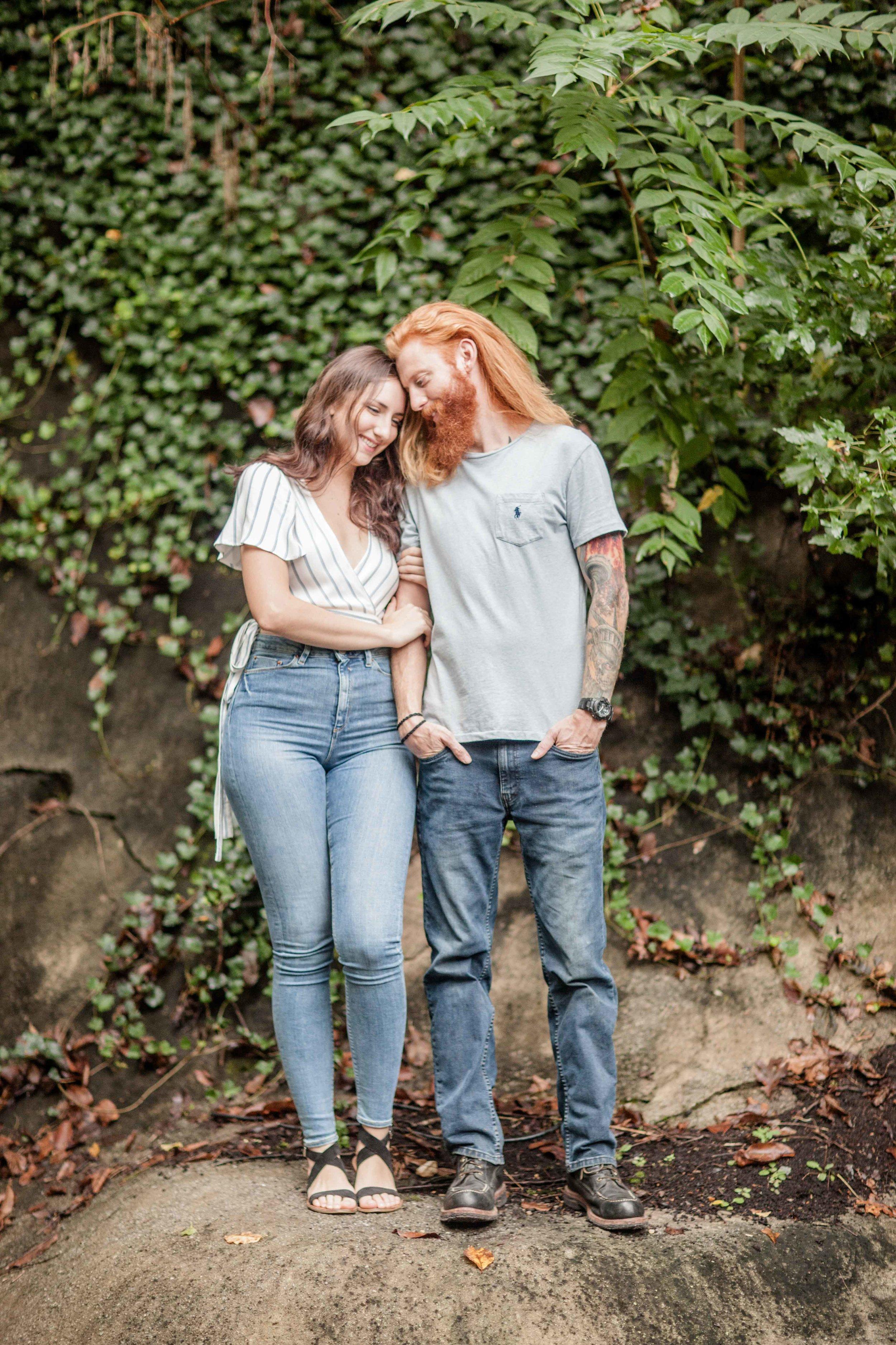 engagement photo ideas atlanta