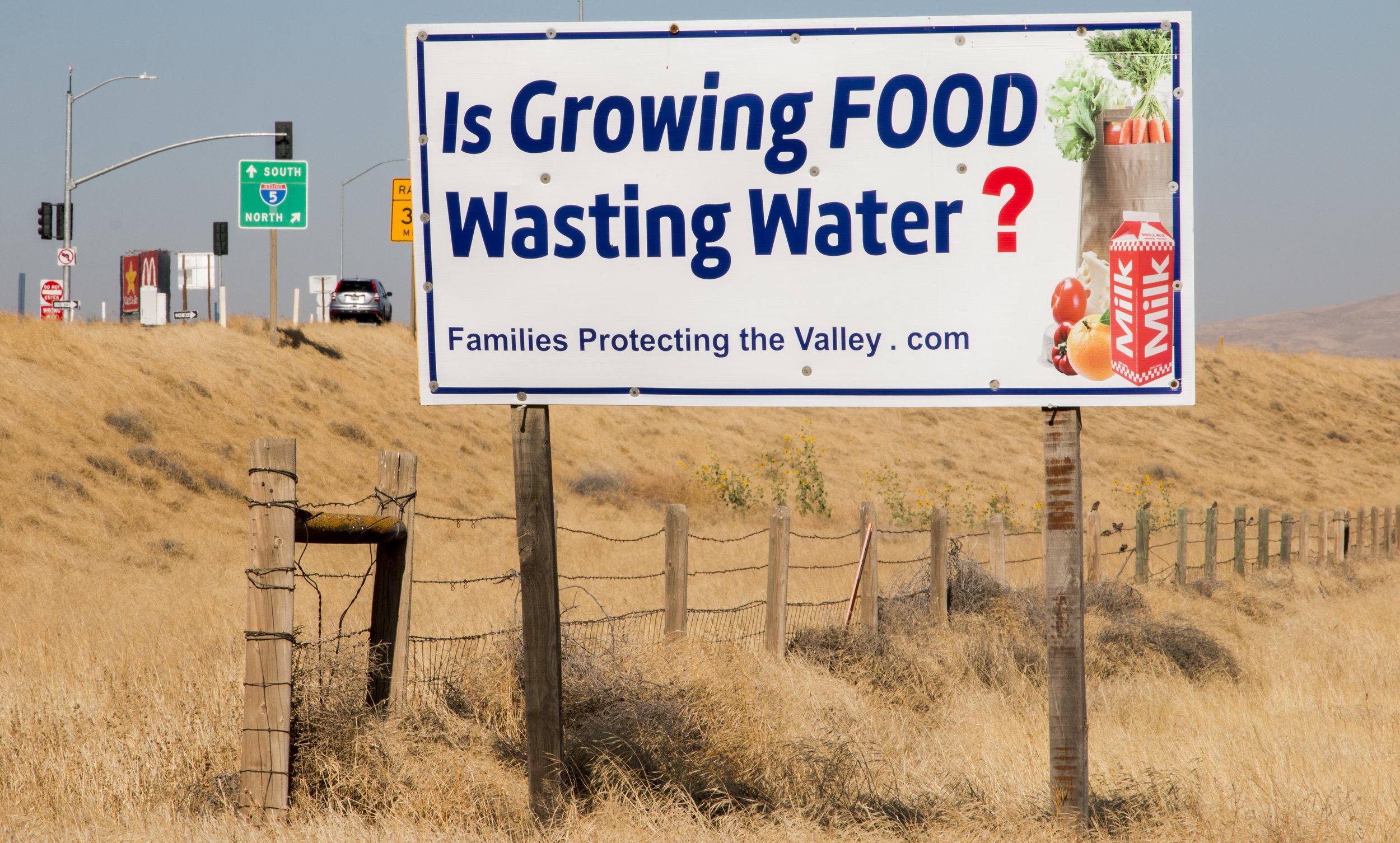 Growing Food Water Sign .JPG