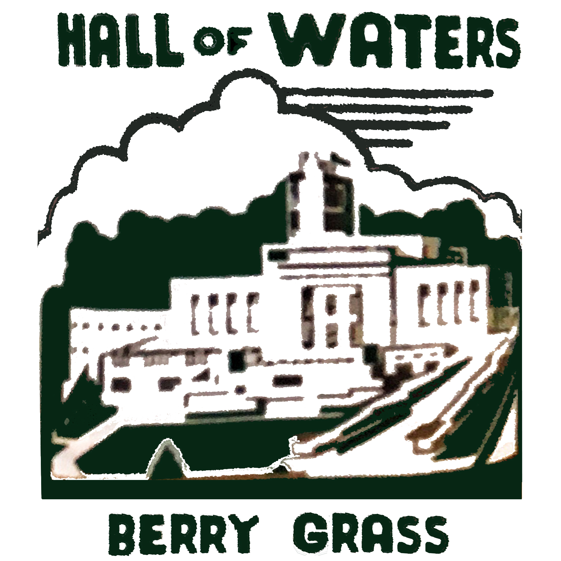 Order now at The Operating System! - (or wherever you get your books online)HALL OF WATERS is an attempt to demythologize the rural American Midwest through the specific example of the author's hometown, Excelsior Springs, MO. Through lyric essay & memoir, the book seeks to examine & undercut the inherent settler white supremacy of the Midwestern small-town, to deromanticize the nostalgia for land & place that is the hallmark of Midwestern art, & to think about what it was like growing up queer & trans in such a toxic environment.