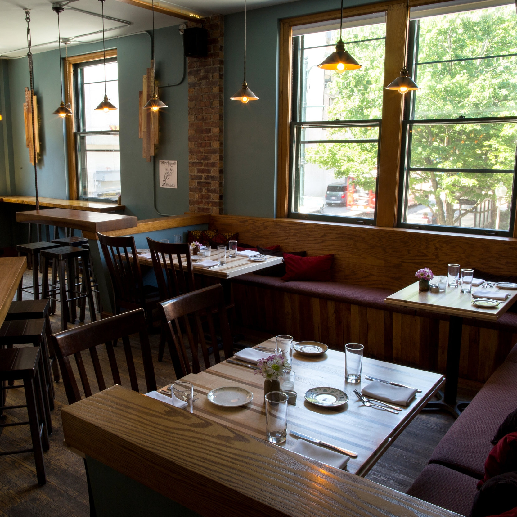 The Full Affair - $105/headHors d'ouervres + cocktailAppetizer + glass of wineMid-courseEntree + glass of wineDessertSubject to change