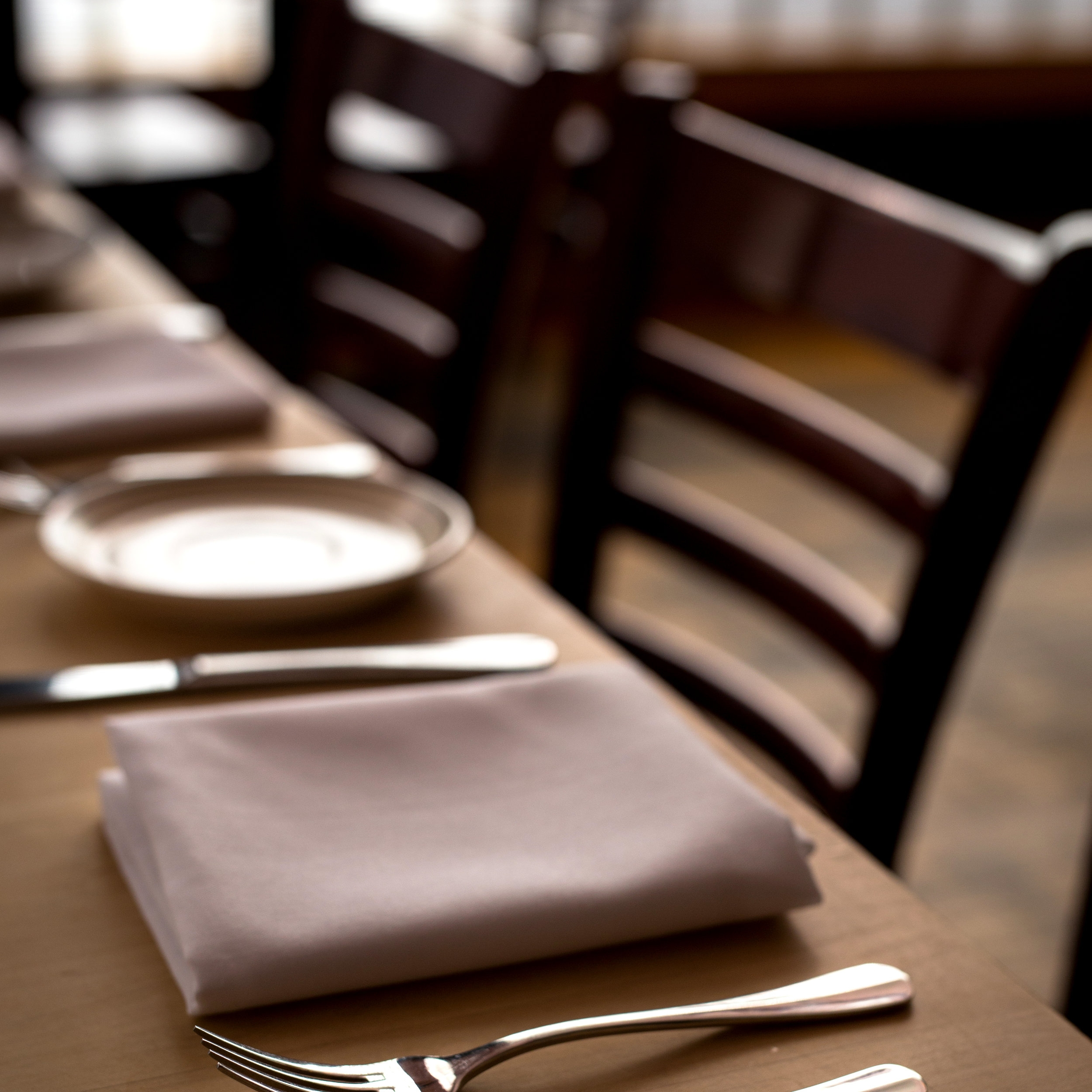 The Seated Lunch - $45/headAppetizerEntreeDessertSubject to change