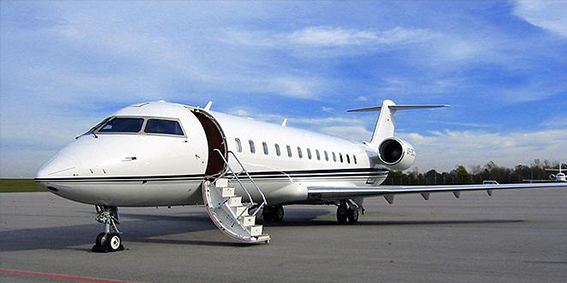 LONG RANGE    10-14 Seats    Challenger 604 / 605 / 850, Falcon 900 / 2000 and more