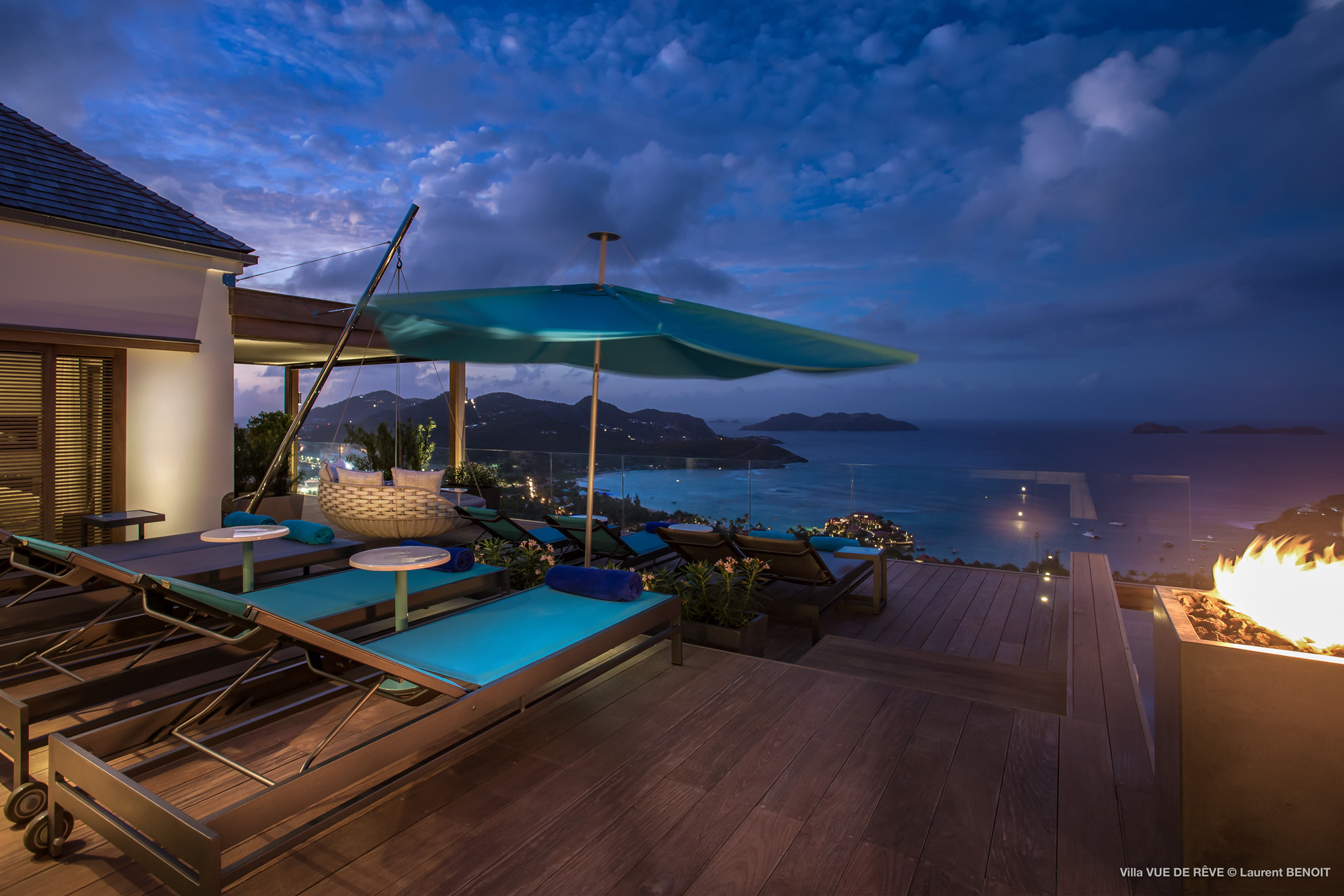 Vue Des Reves St Barths Hh Luxury Lifestyle